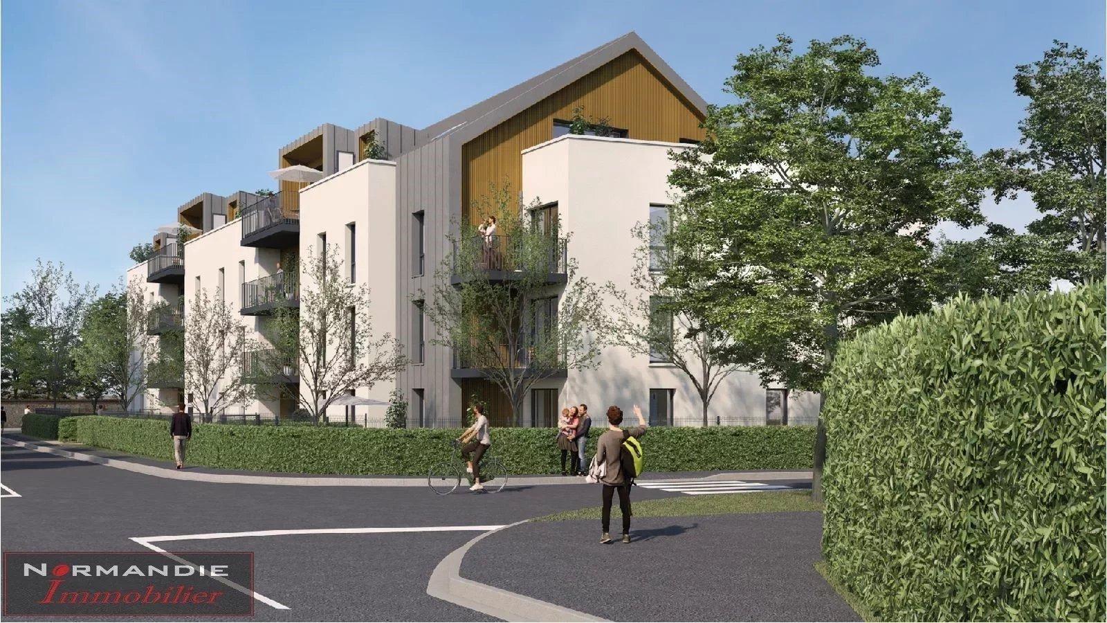 A vendre T2 NEUF Mont-St-Aignan