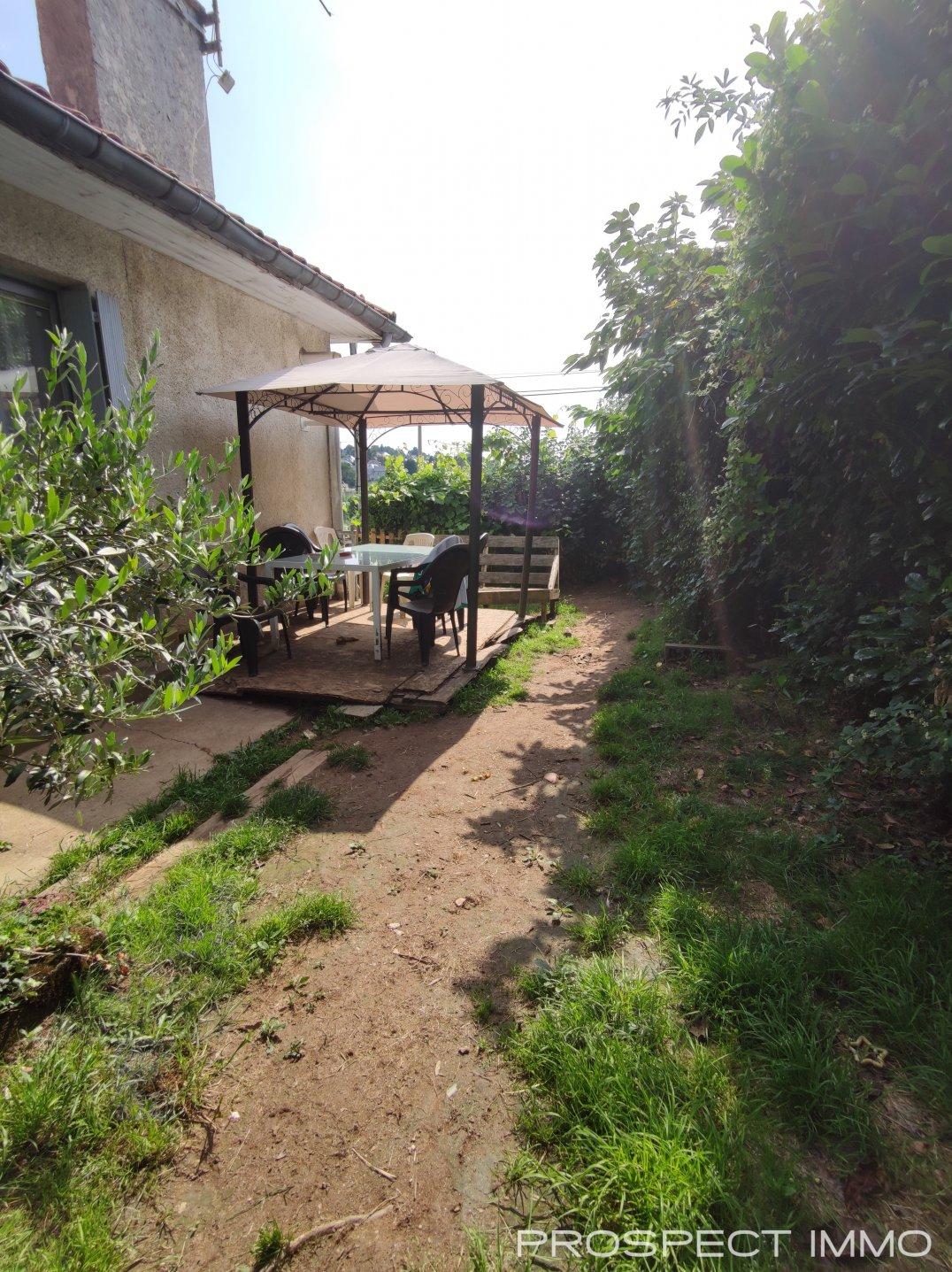 Maison 5 pièces avec terrain et garage
