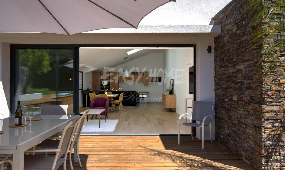 Location Villa contemporaine Mougins