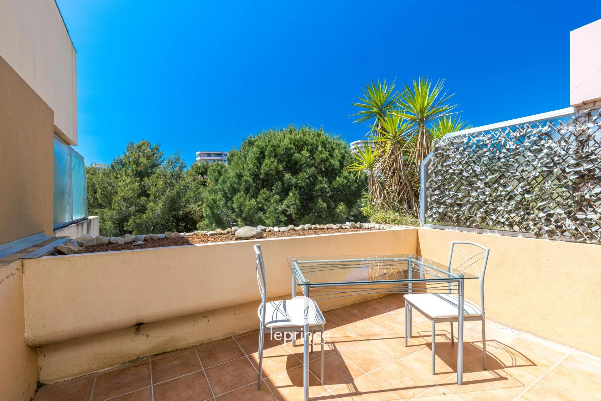 Nice West / Ciel de Fabron - One bedroom apartment  with Terrace and Cellar
