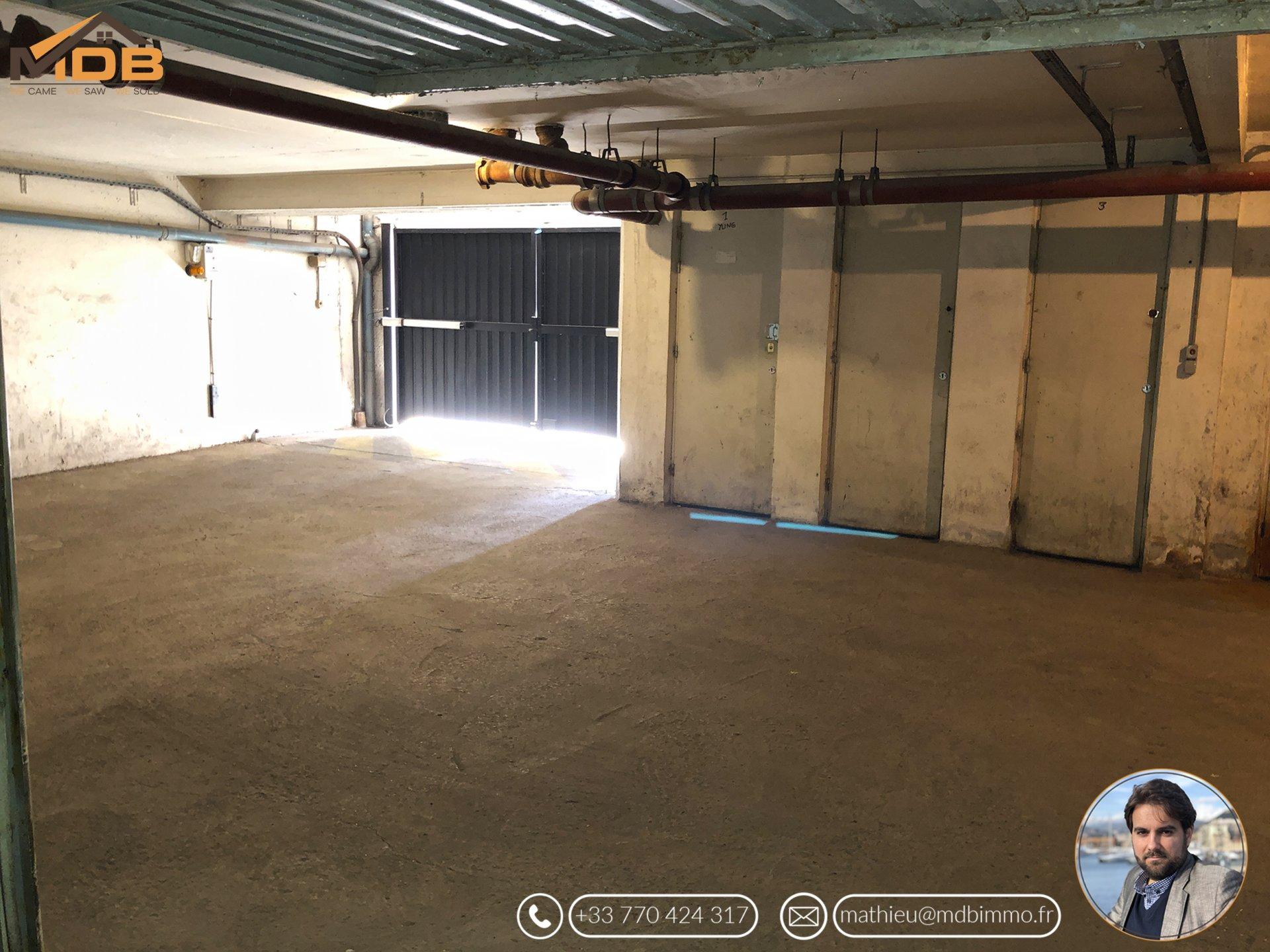 Nice Carlone - Grand Garage fermé