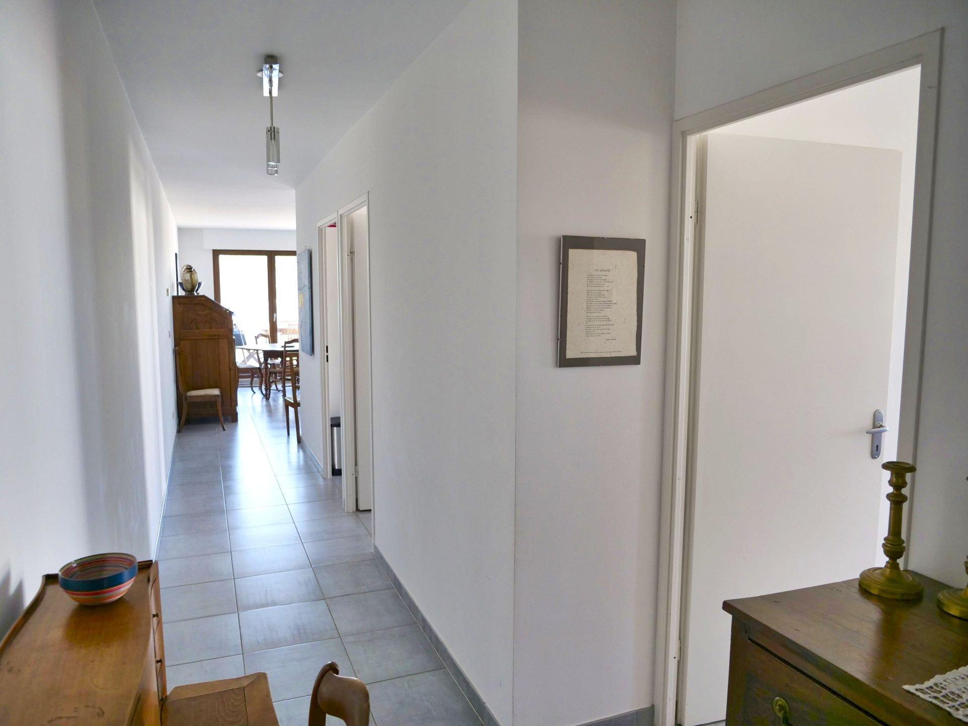 Appartement T4 de 95m2 dernier étage - 55 m2 terrasse