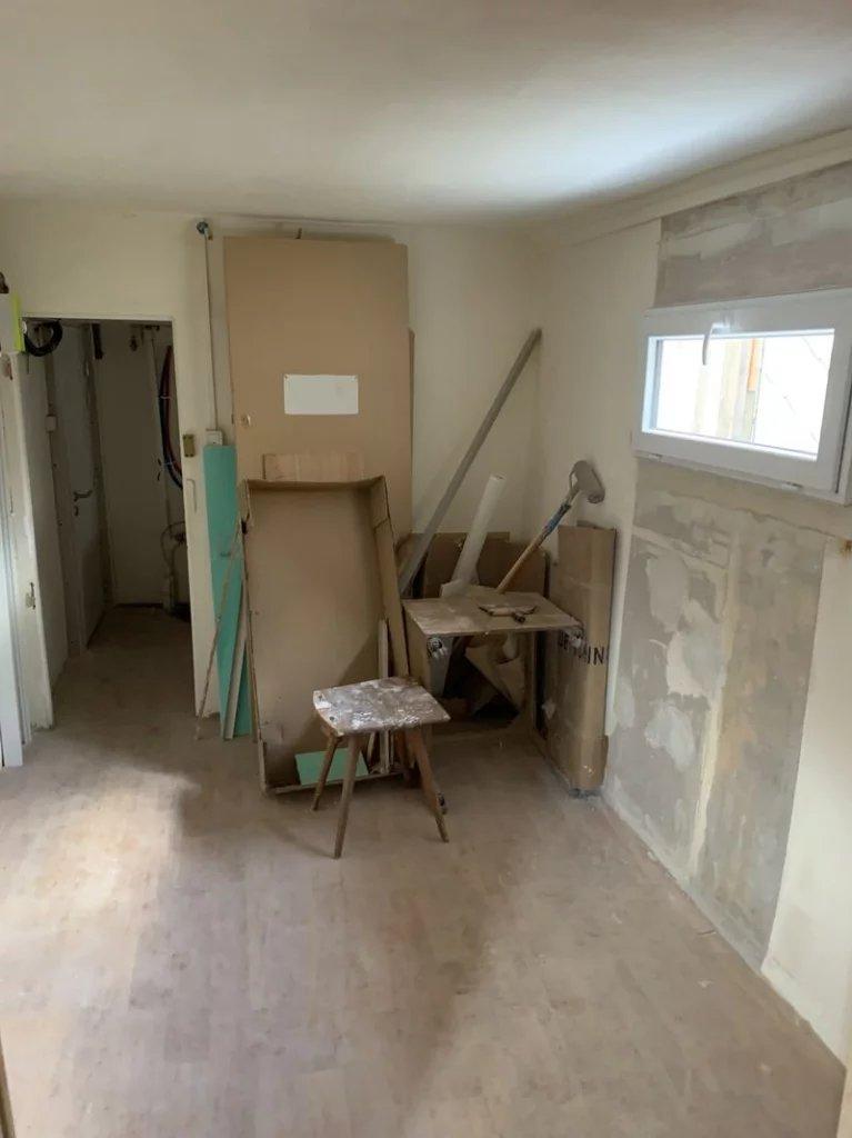 Studio 24 m2 Rouen droite