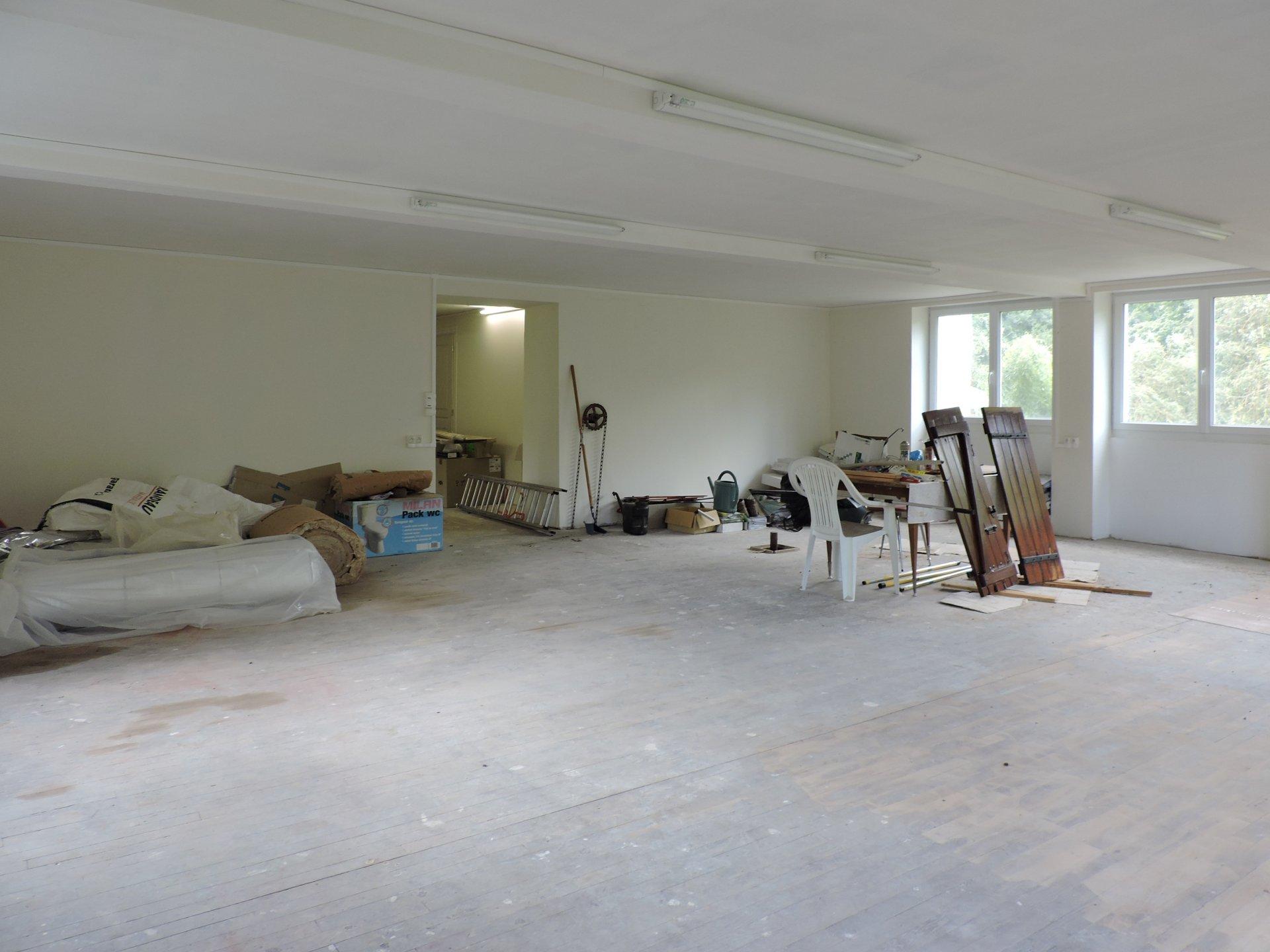 Reception room on the ground floor