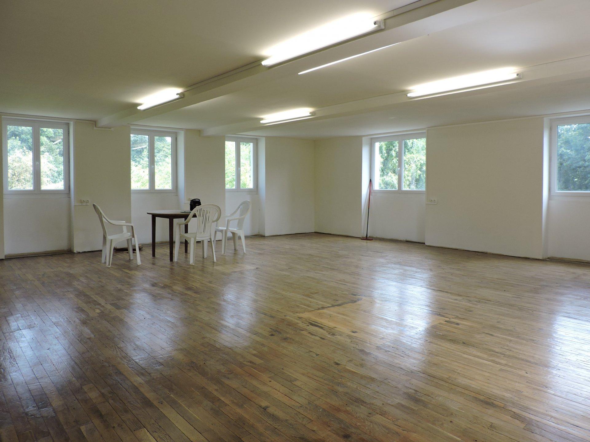 Reception room on the 1st floor