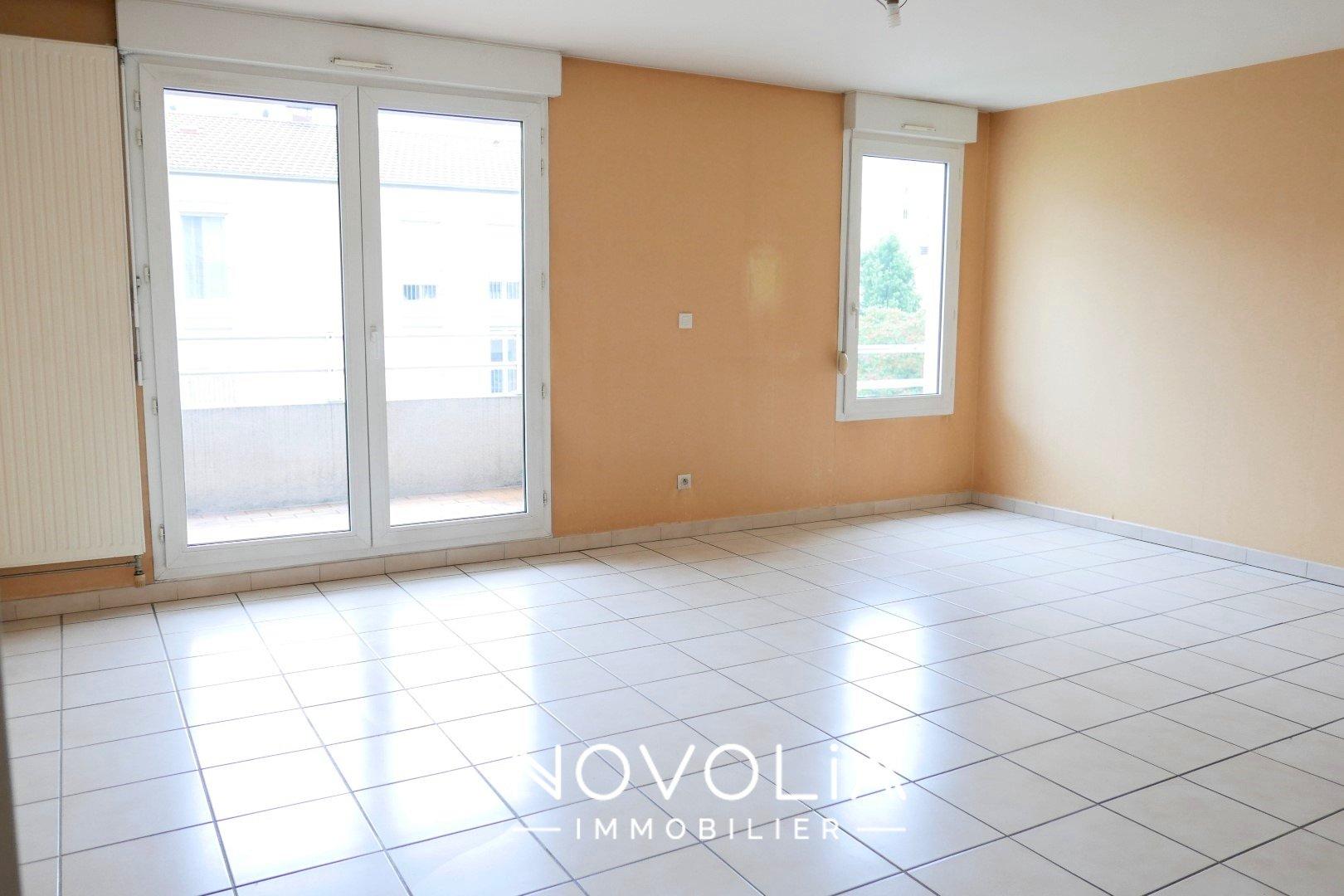 Achat Appartement Surface de 118.57 m²/ Total carrez : 118.57 m², 6 pièces, Villeurbanne (69100)