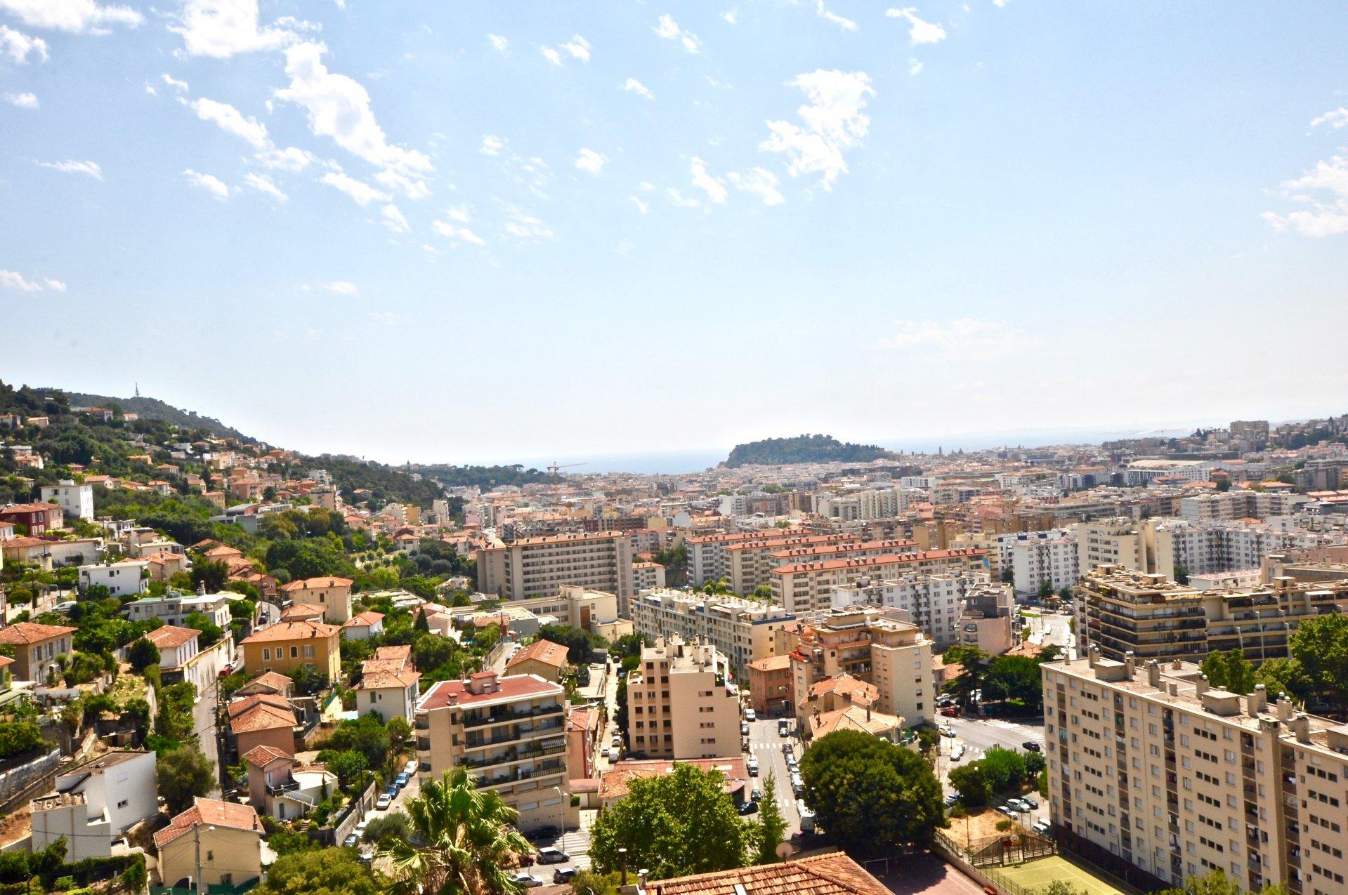 Verkauf Wohnung - Nizza (Nice) Grande Corniche