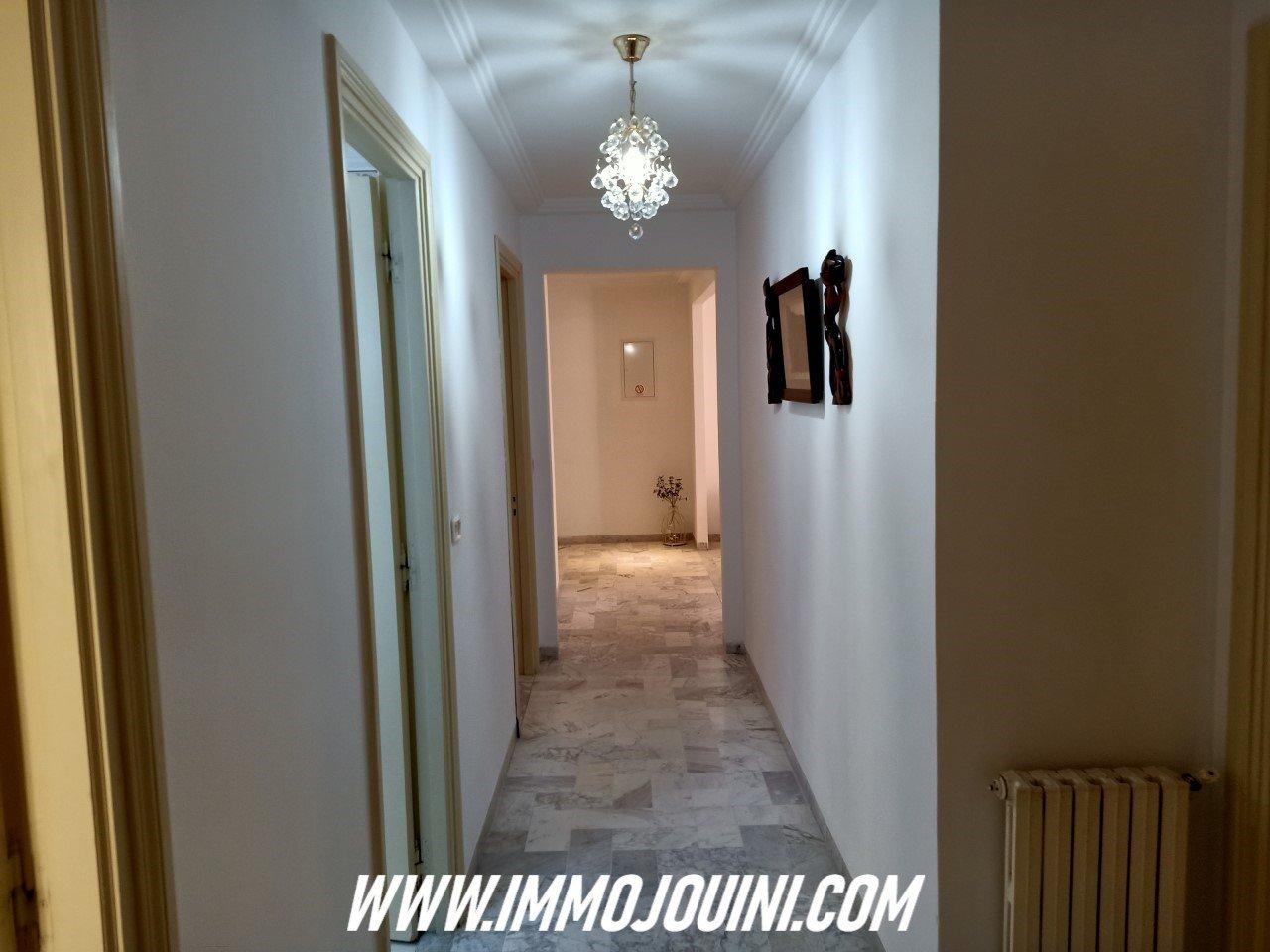 Appartement S+4 A el Menzah 7 Bis