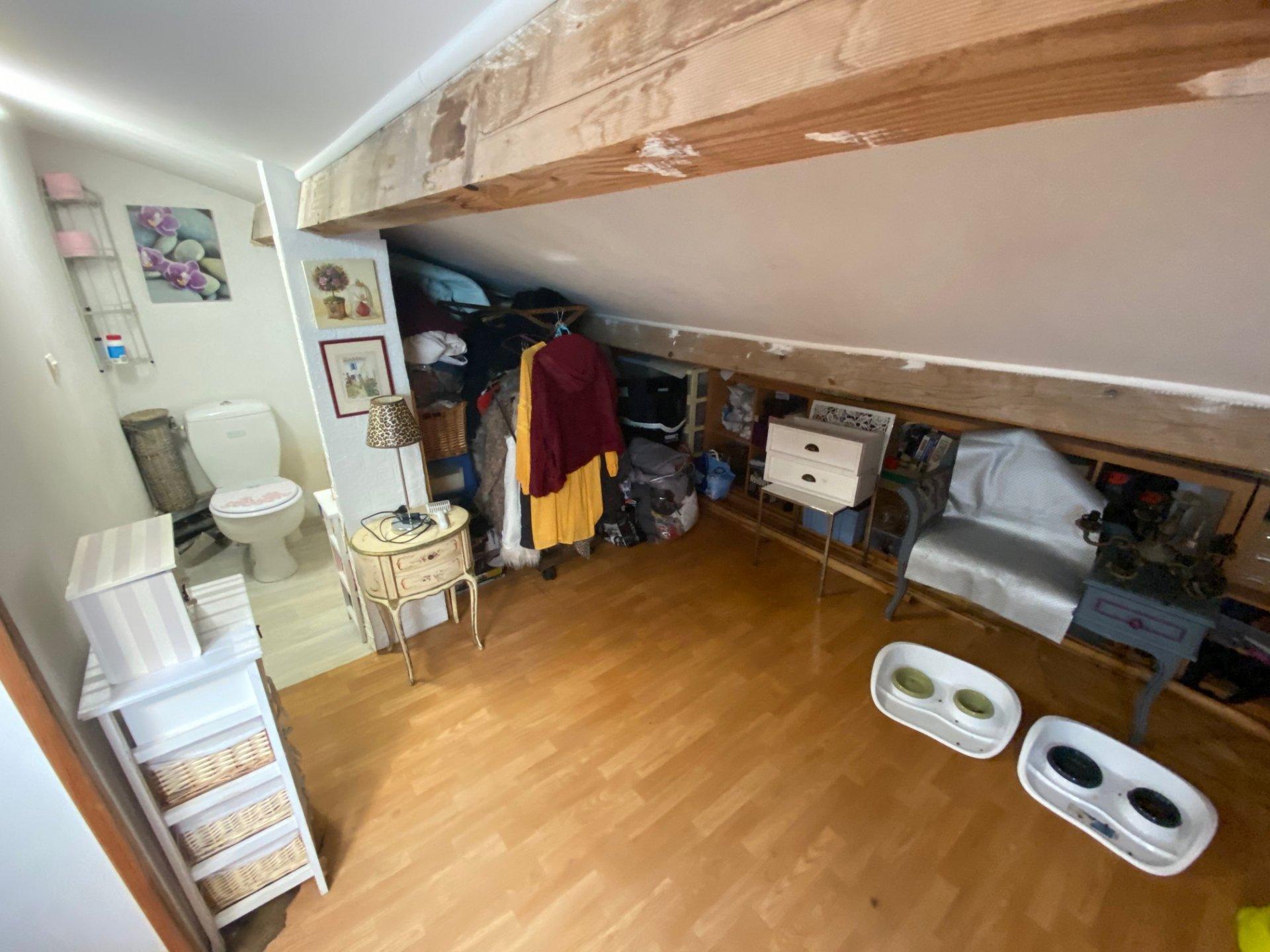 Maison de 2 appartements