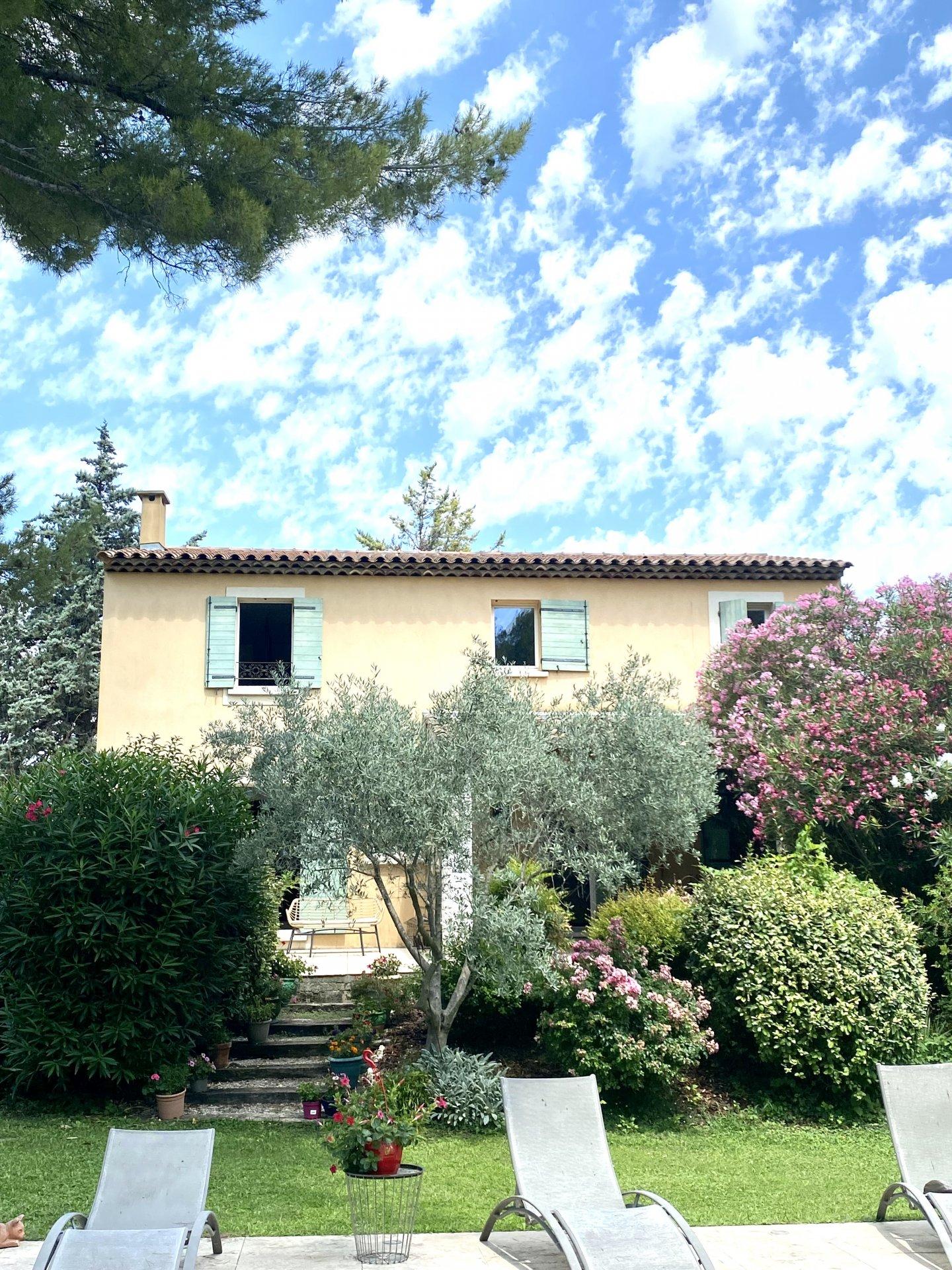 Villa le temps des Bastides Aix en Provence Eguilles