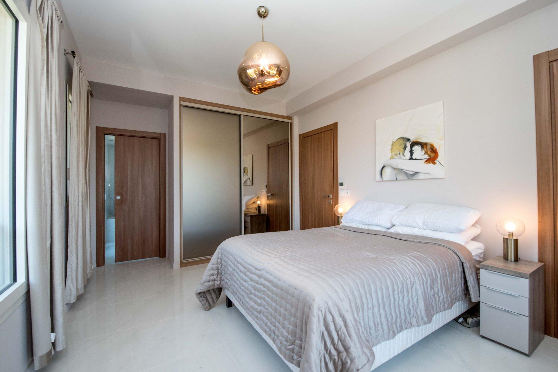 Luxueux 4 Pièces Début Cap Antibes 100.70 m²