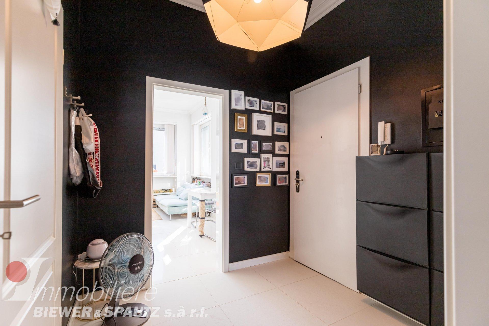 ZU VERKAUFEN - Wohnung mit 2 Schlafzimmer in Luxemburg-Bonnevoie