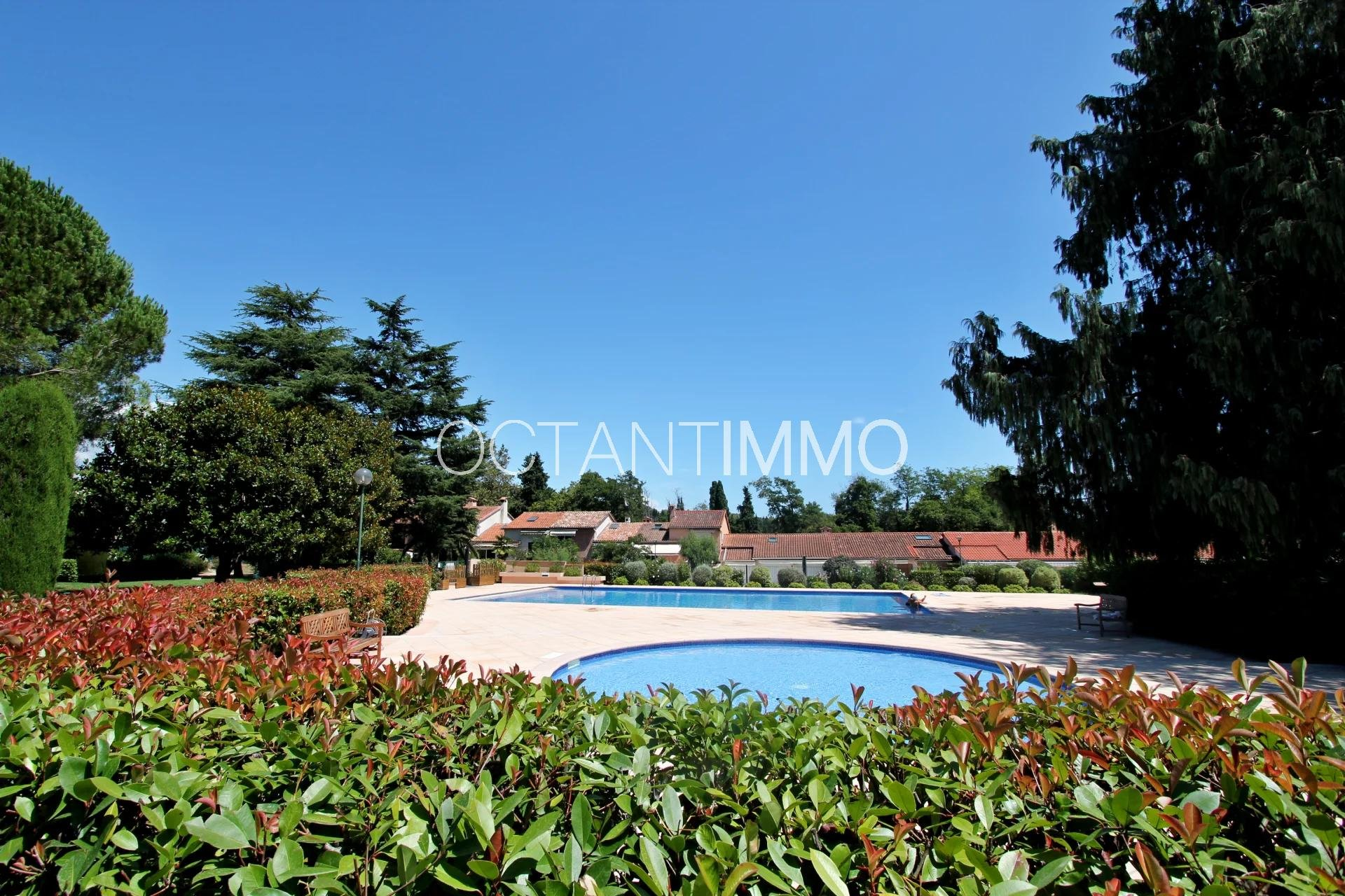 BIOT villa jumelée 4 pièces