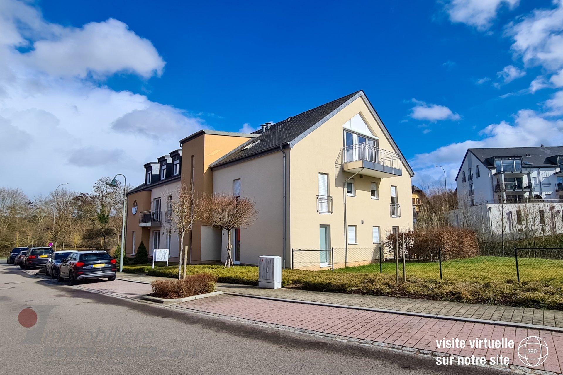 ZU VERMIETEN - Wohnung mit 1 Schlafzimmer in Junglinster