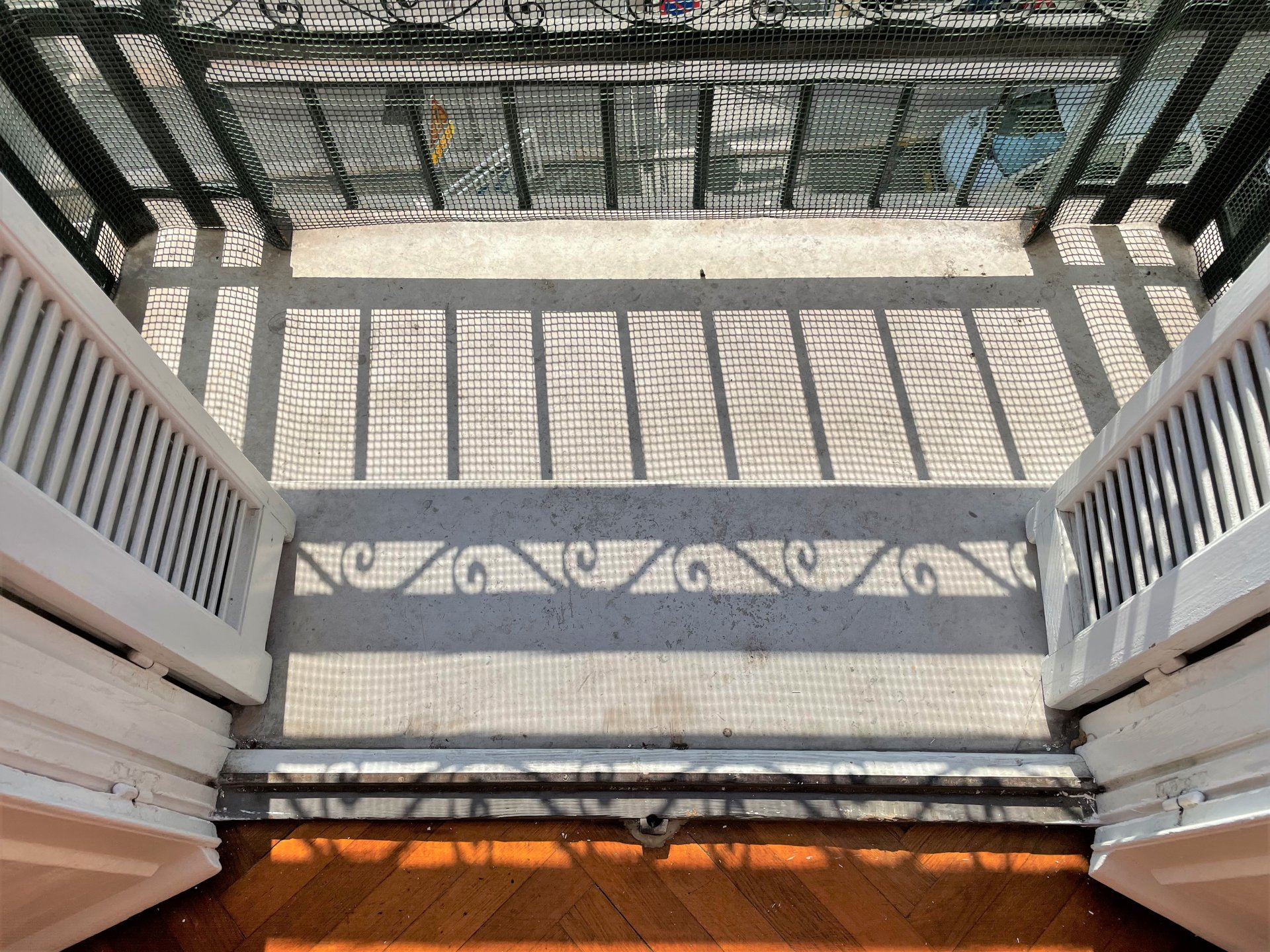 NICE MUSICIENS - 2 Pièces traversant, balcon