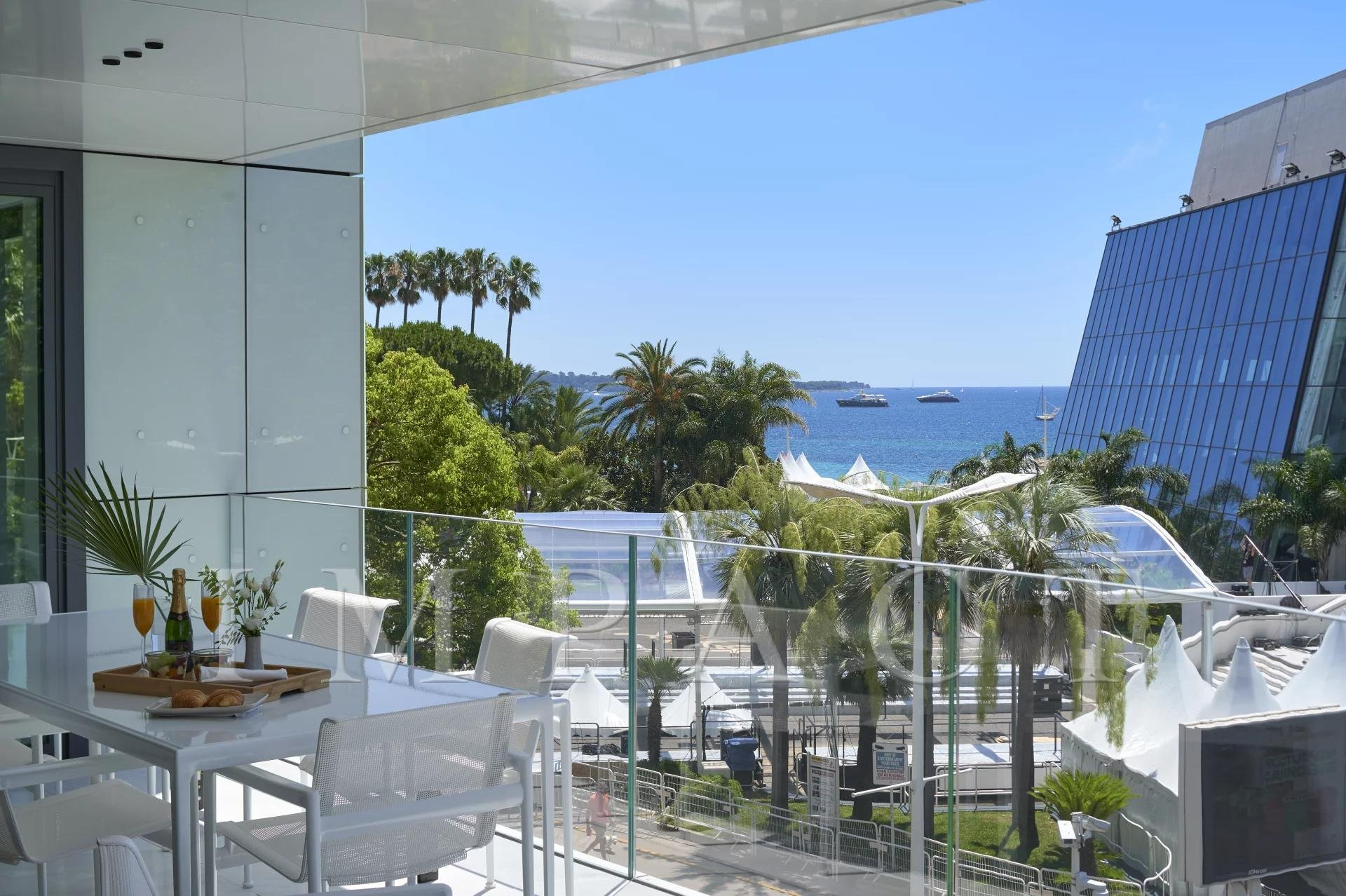Luxury apartment for rent in Cannes