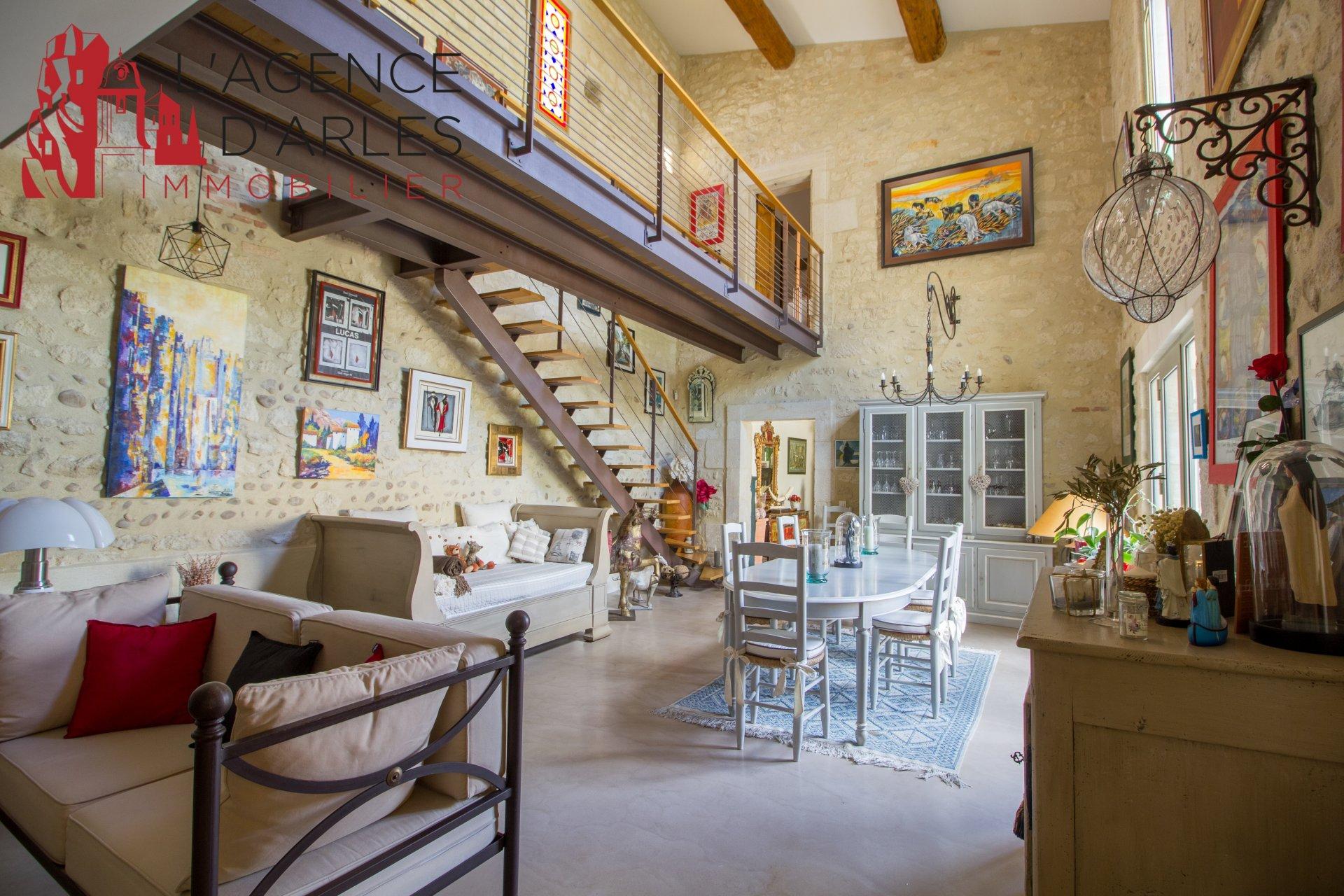 Maison Vigneronne de 250 m2