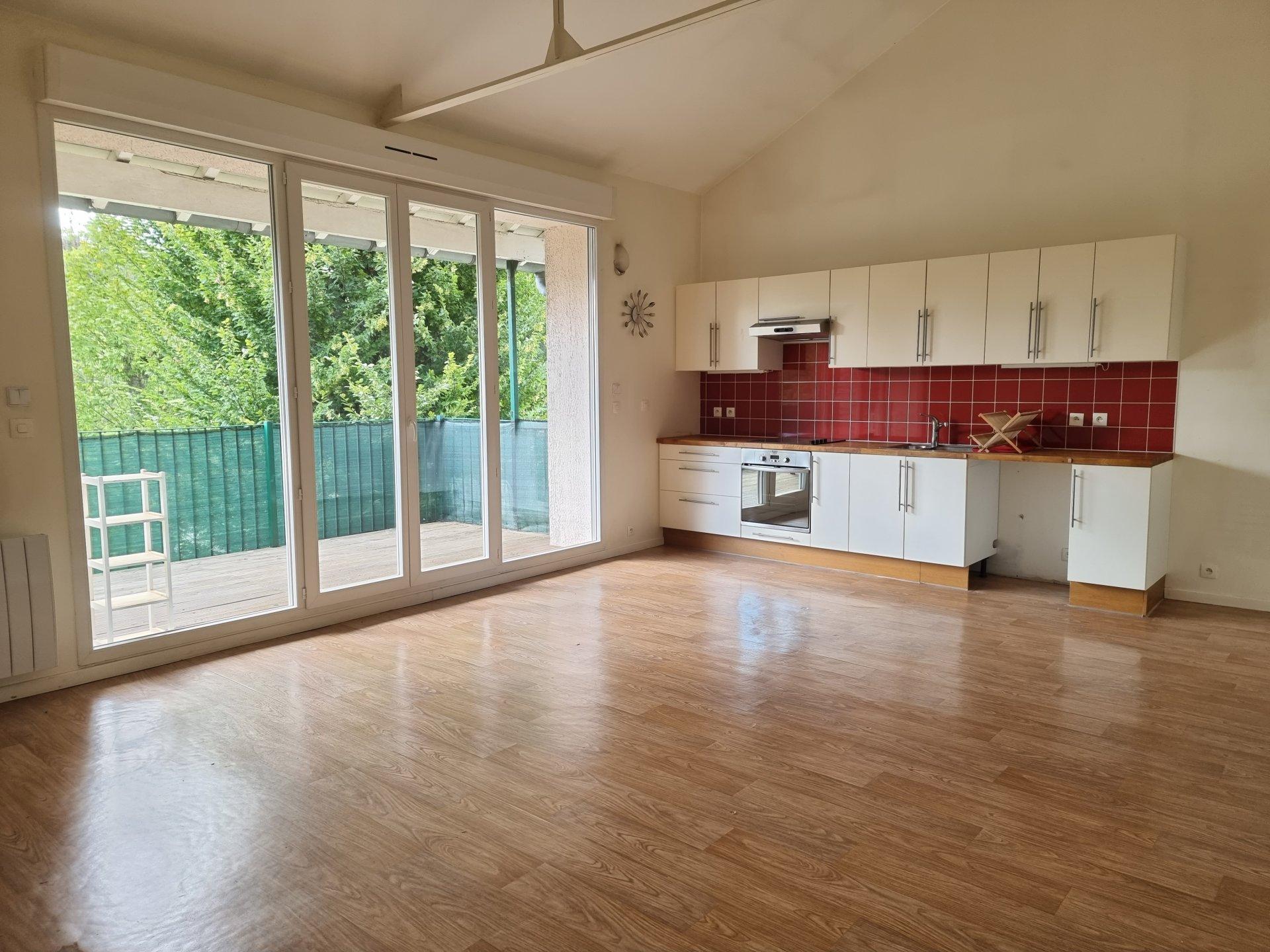 Montigny sur Loing : Appartement 2 pièces  53,52 m2