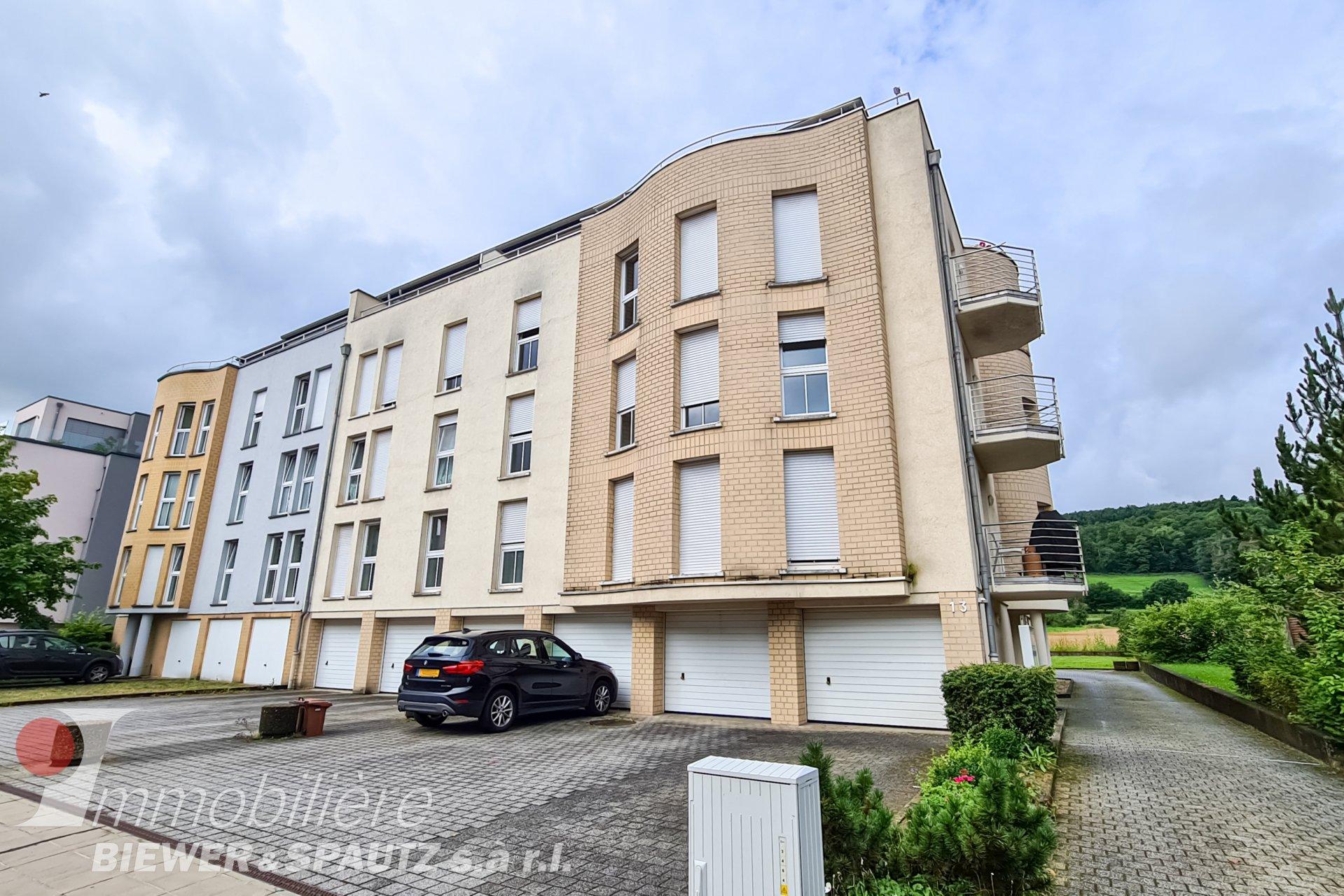A LOUER - Appartement avec 1 chambre à coucher à Luxembourg-Beggen