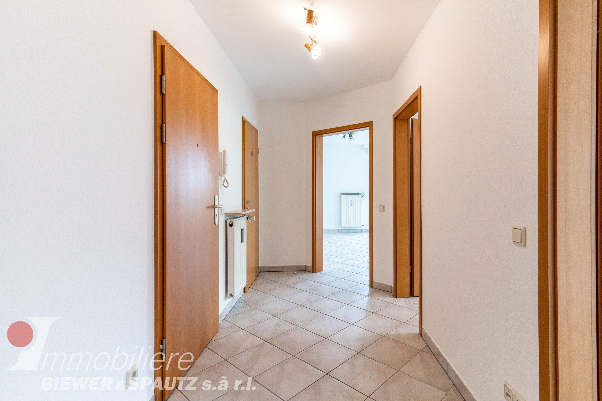 ZU VERMIETEN - Wohnung mit 1 Schlafzimmer in Luxemburg-Beggen
