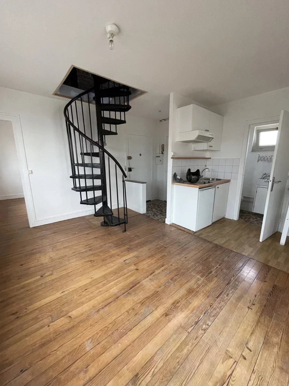 Appartement F3 Duplex avec Terrasse
