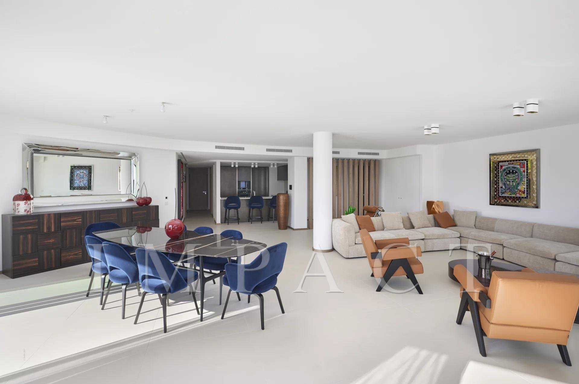 Apartment with hotel services luxury residence Cannes