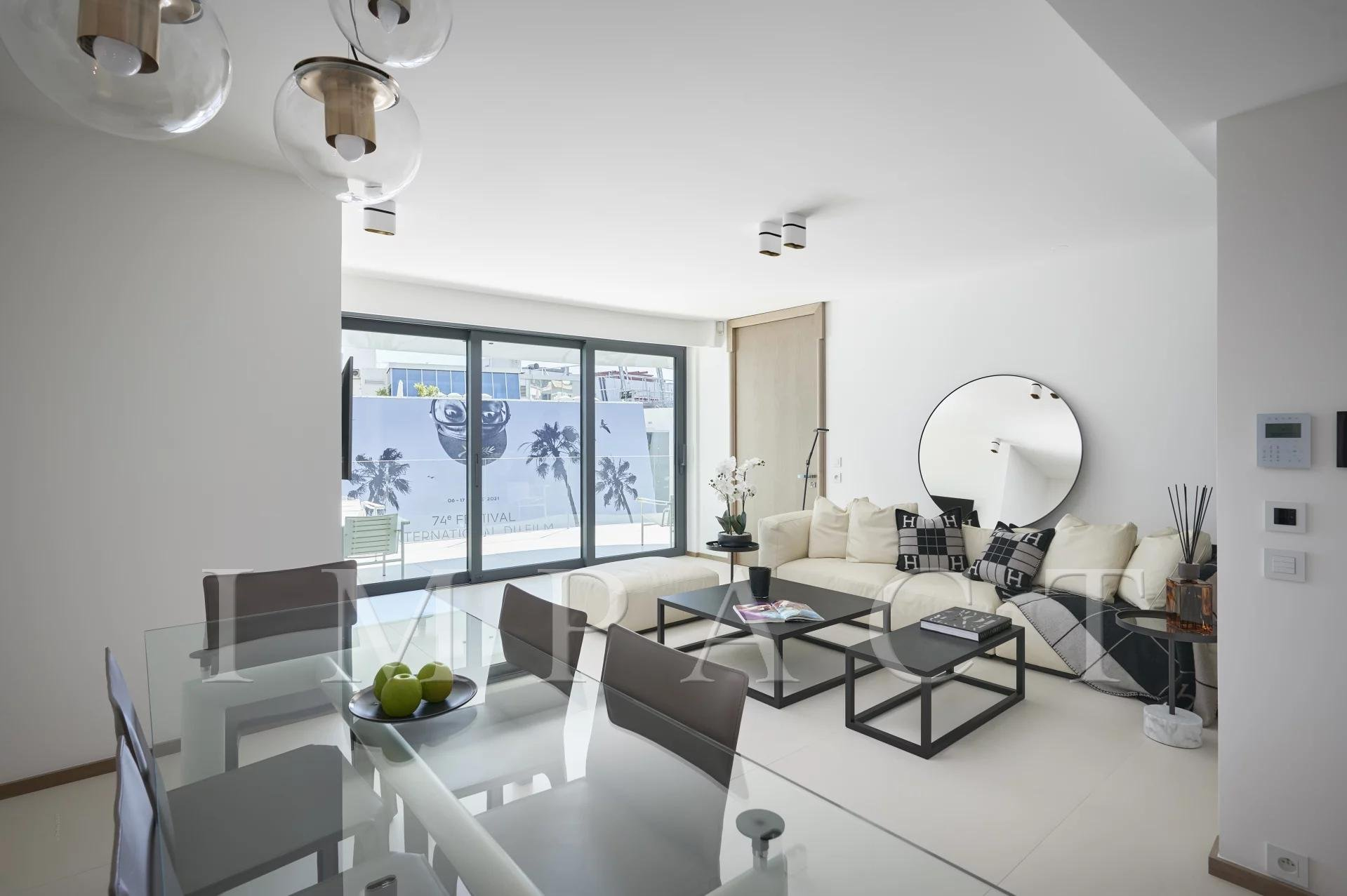 Appartement de luxe à louer vue mer