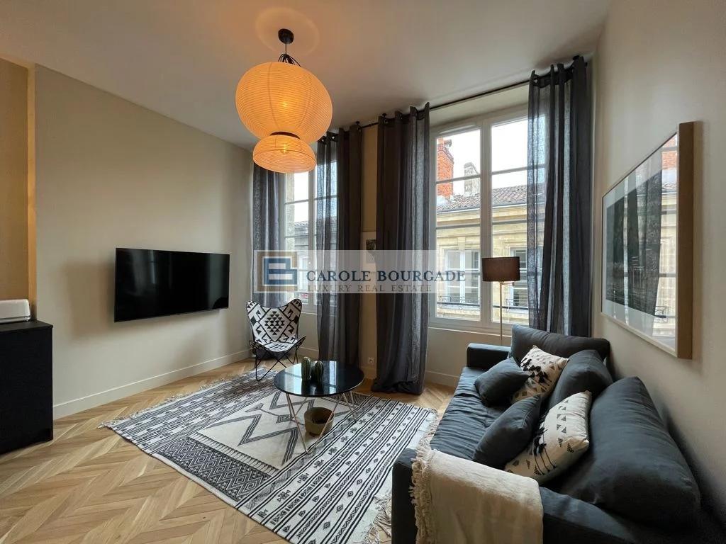 Rental Apartment Bordeaux Centre historique