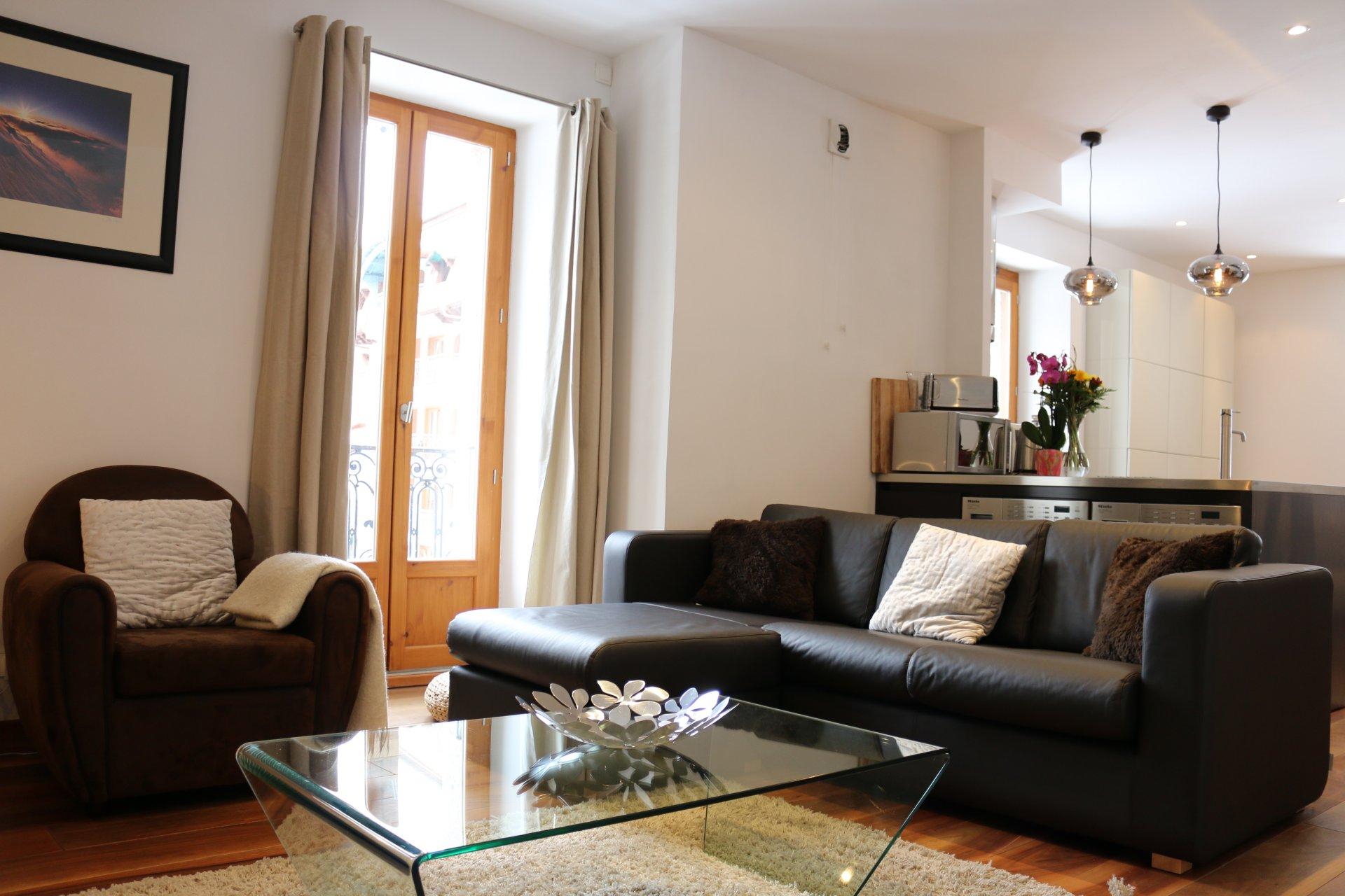 Very nice Duplex T3 in Argentière