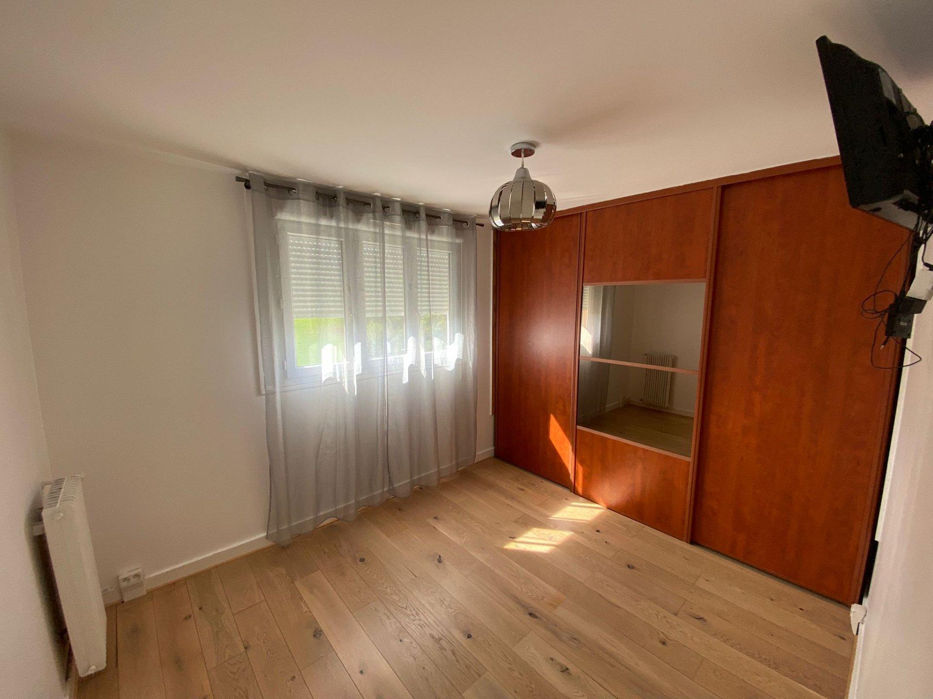 Appartement T4 de 83m² avec balcon à Montataire