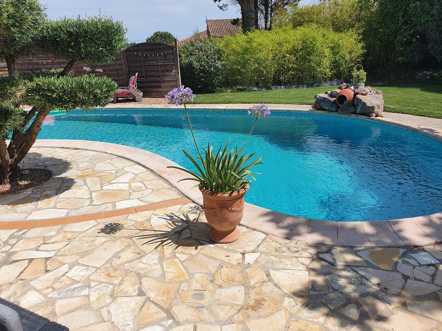 Very nice villa with swimming pool