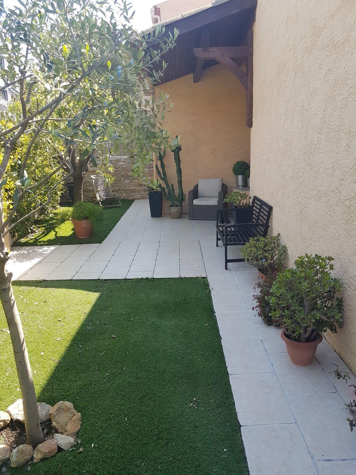 CAGNES SUR MER - Villa indépendante