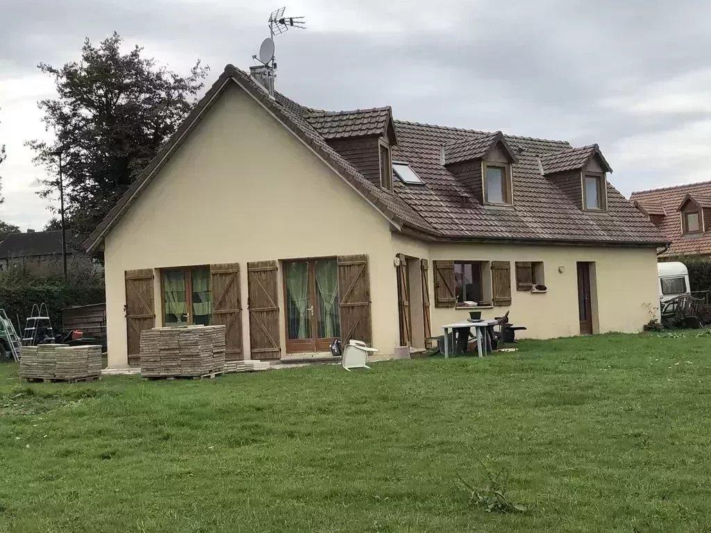 Maison individuelle à Rouvray-Catillon