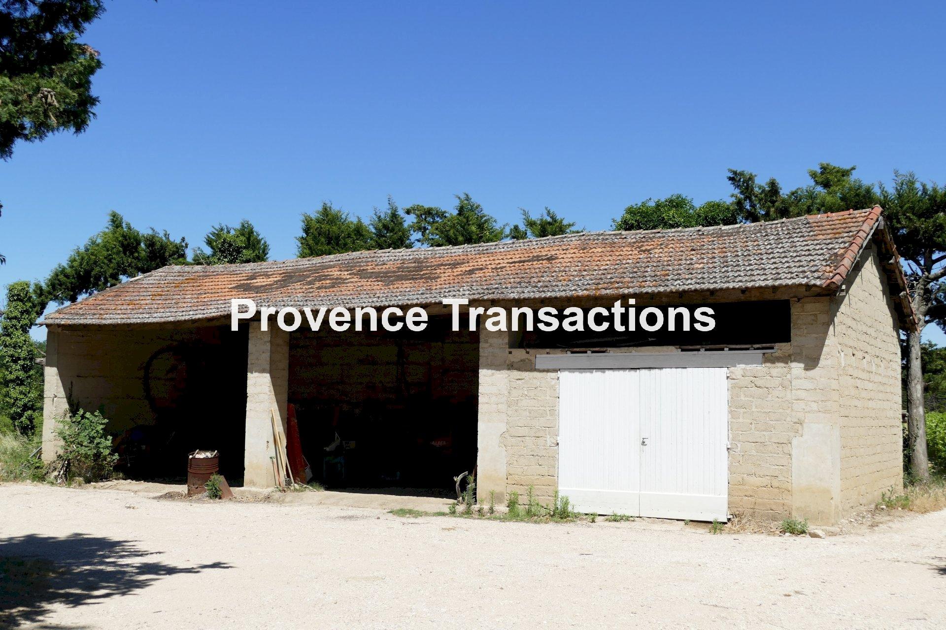 Sale Vineyard property - Beaumes-de-Venise