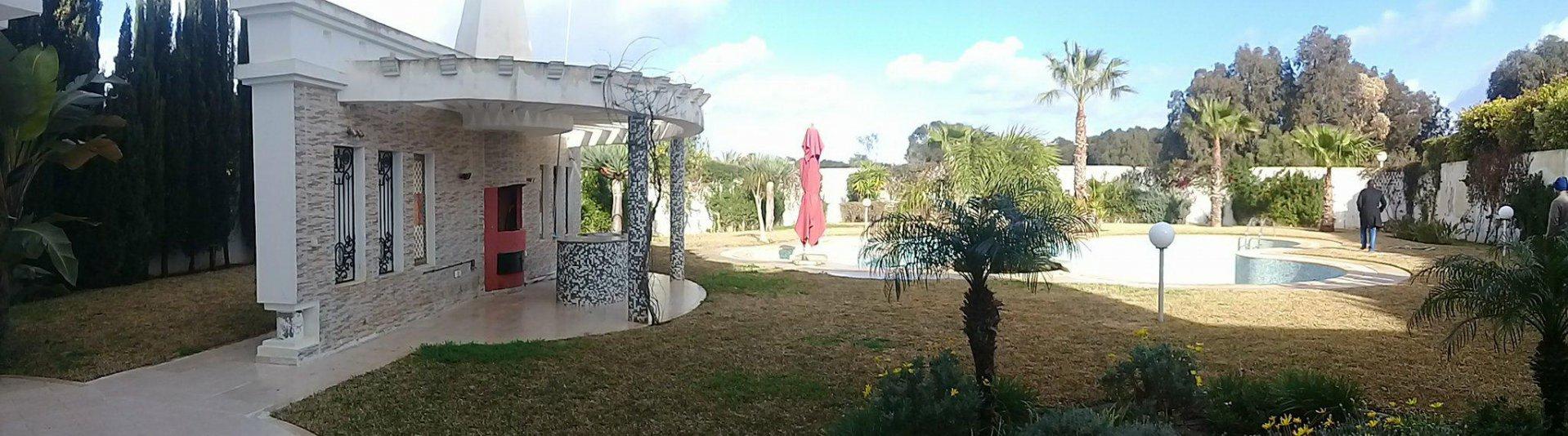 Une belle Villa au Gammarth