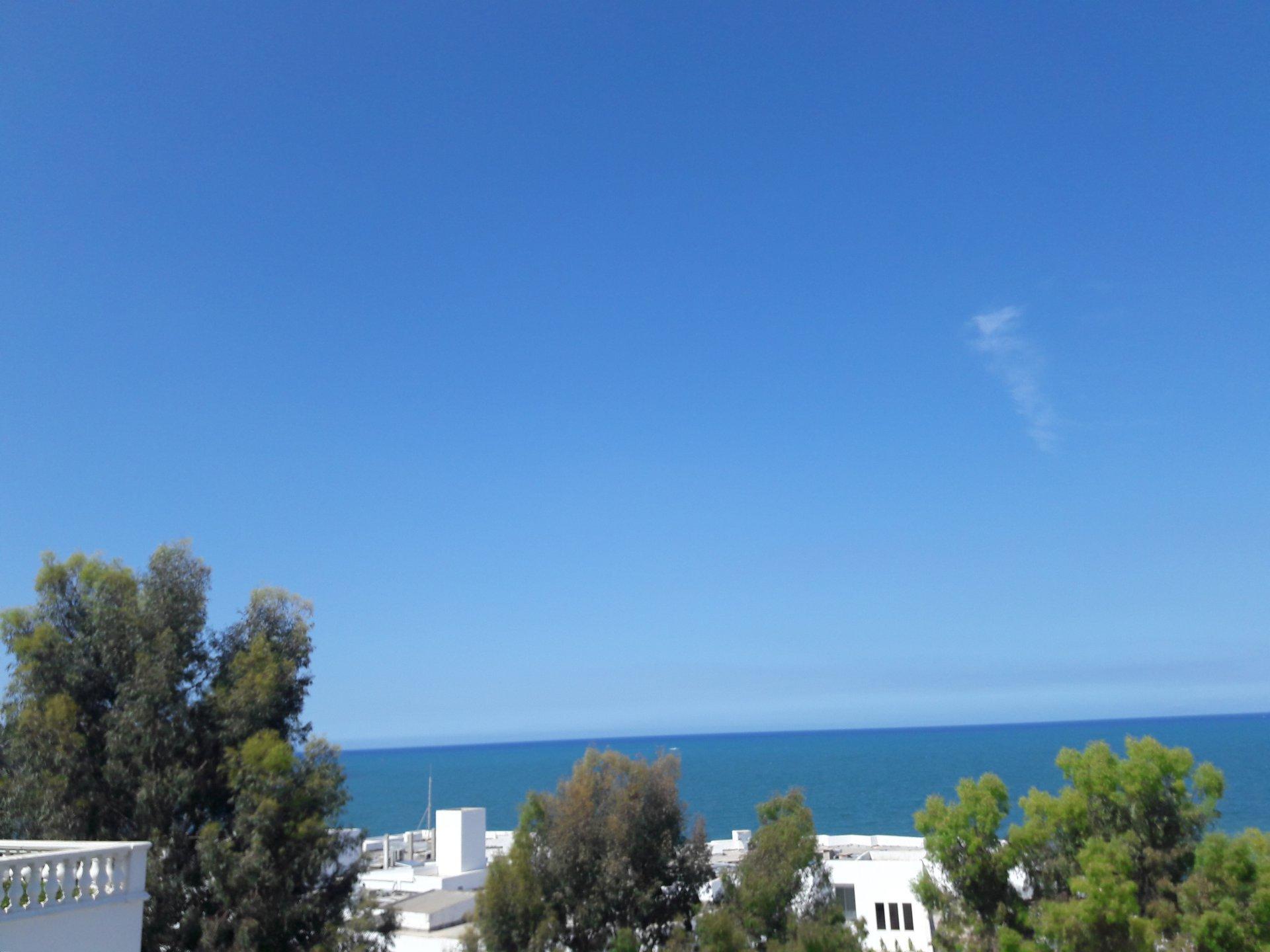 Une magnifique villa avec vue sur mer à Gammarth
