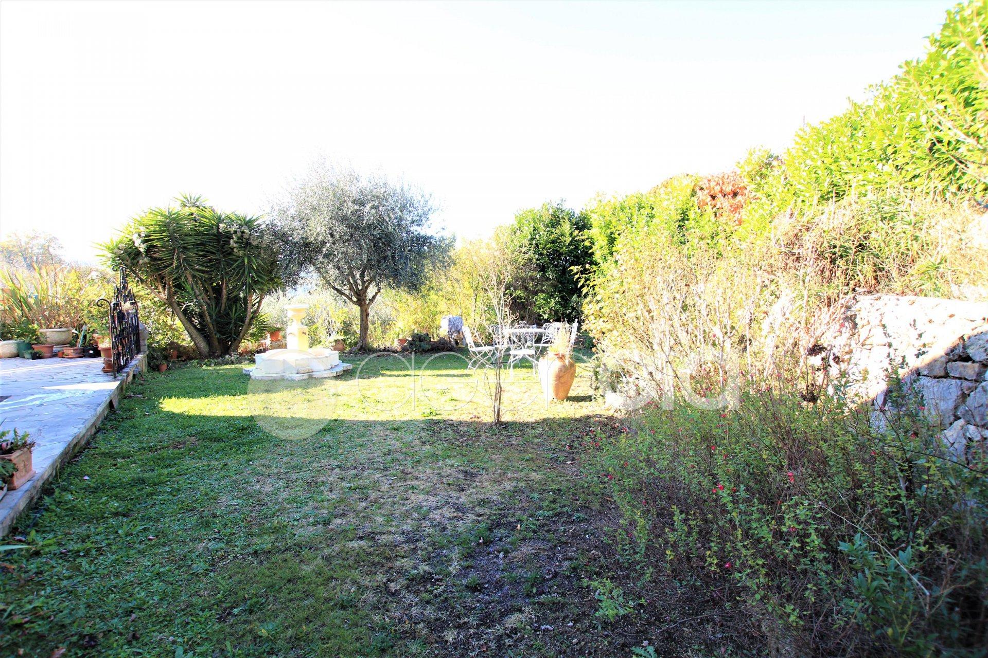 Belle villa individuelle à GRASSE Saint Jacques