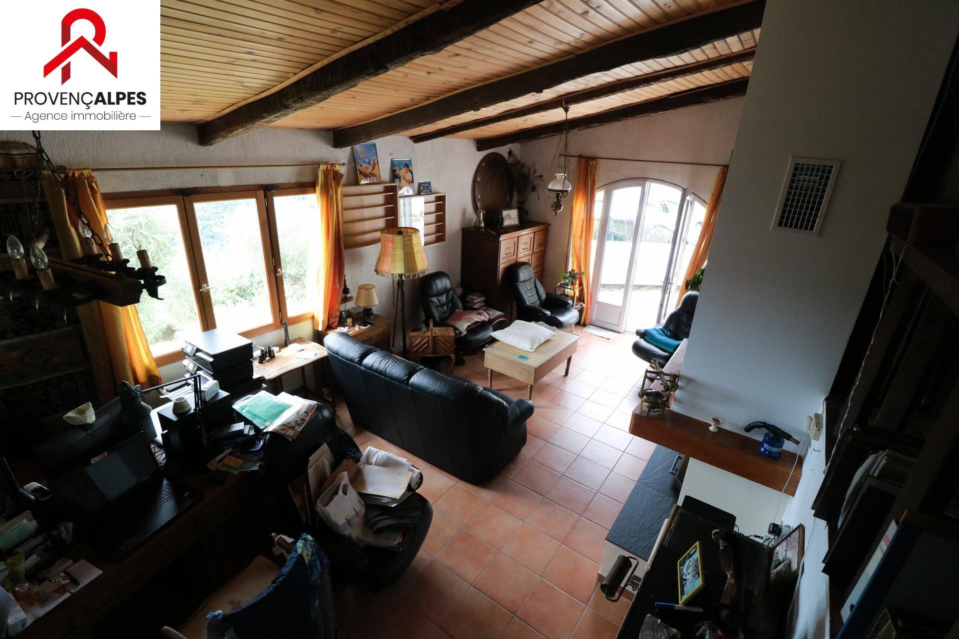 Vente Maison - Berre-les-Alpes
