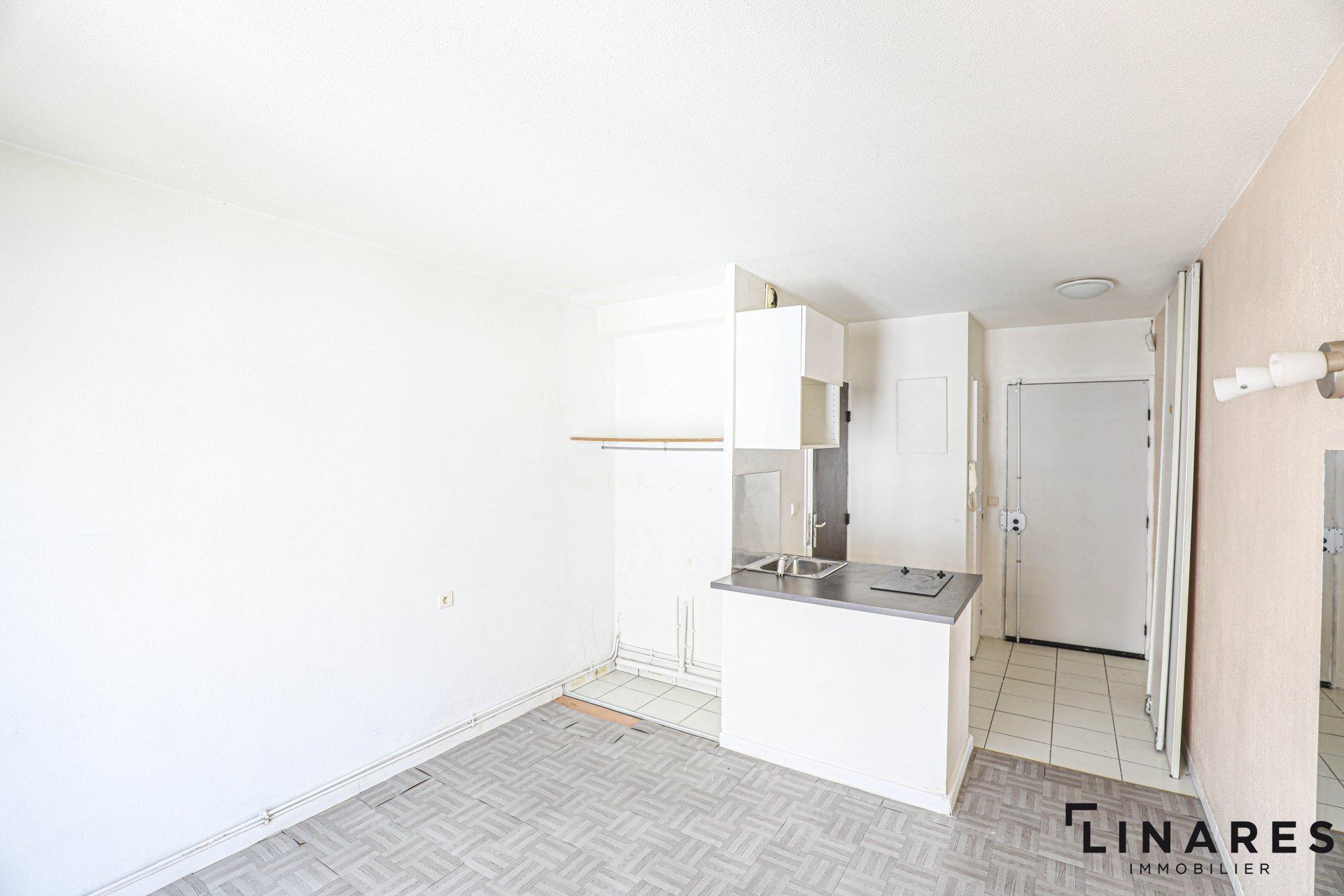LLINARES INVEST - Appartement studio de 20m2 13005