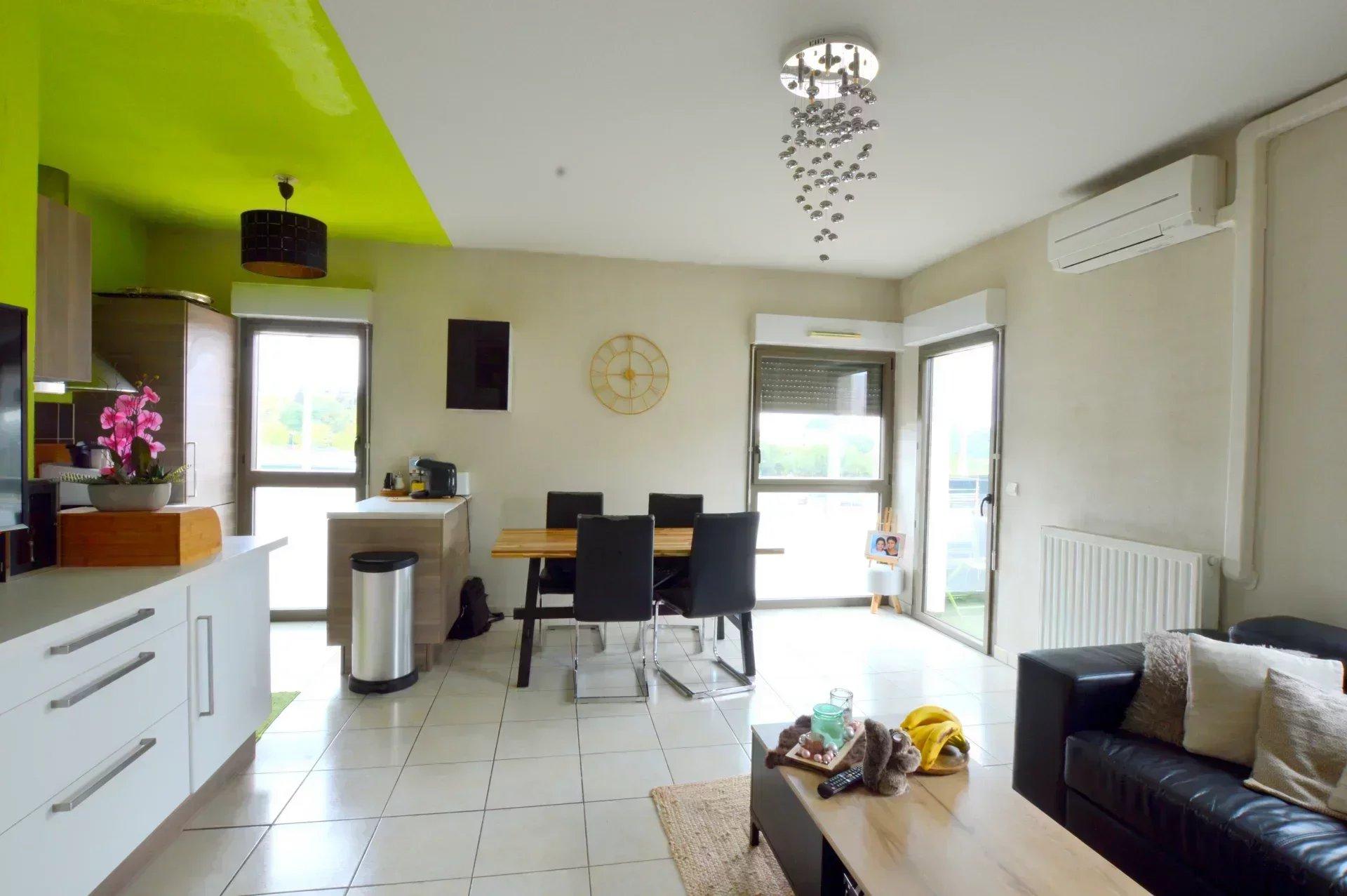 Appartement T3 résidence de standing 34070 Montpellier