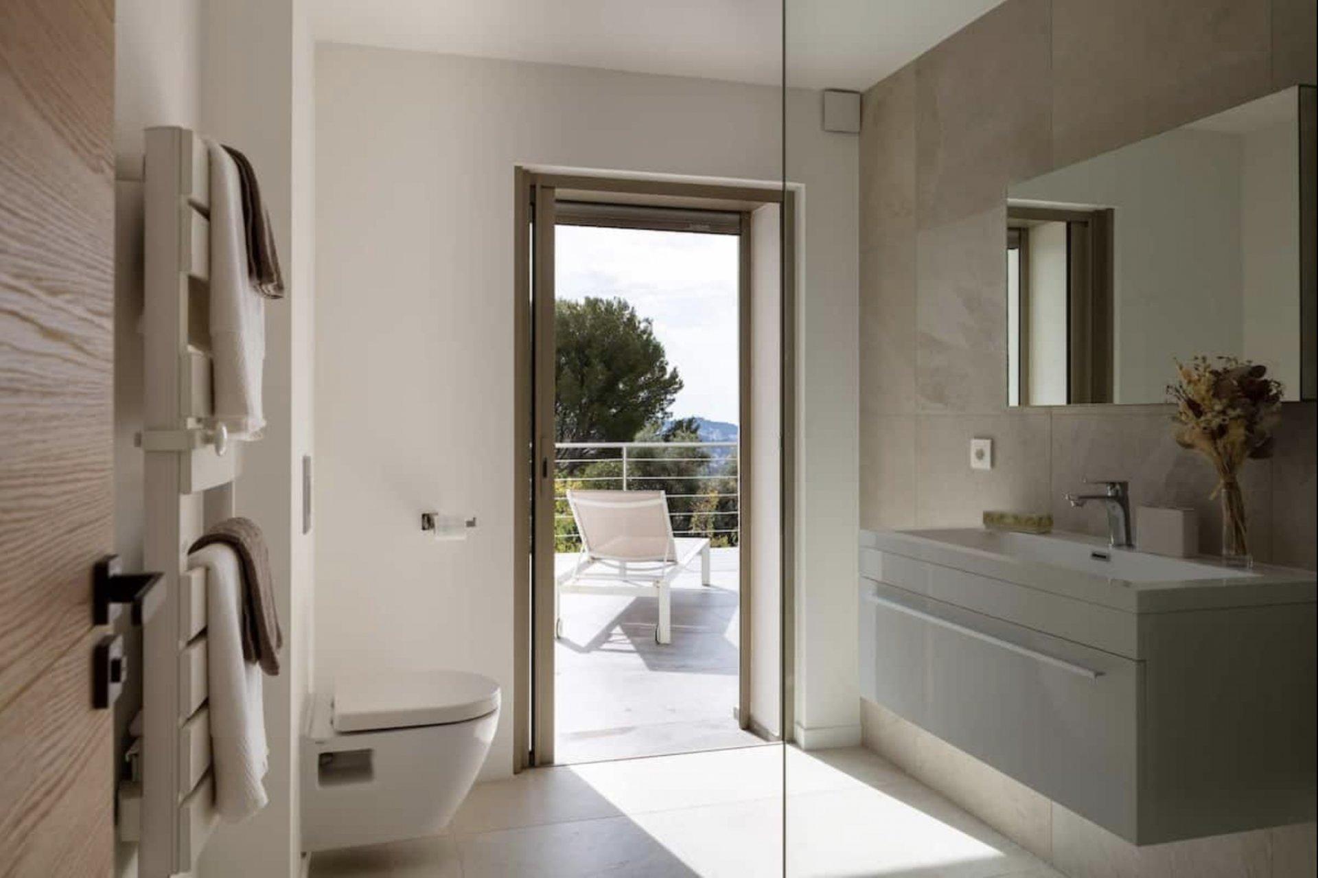 Villa for seasonal rentals - Mougins