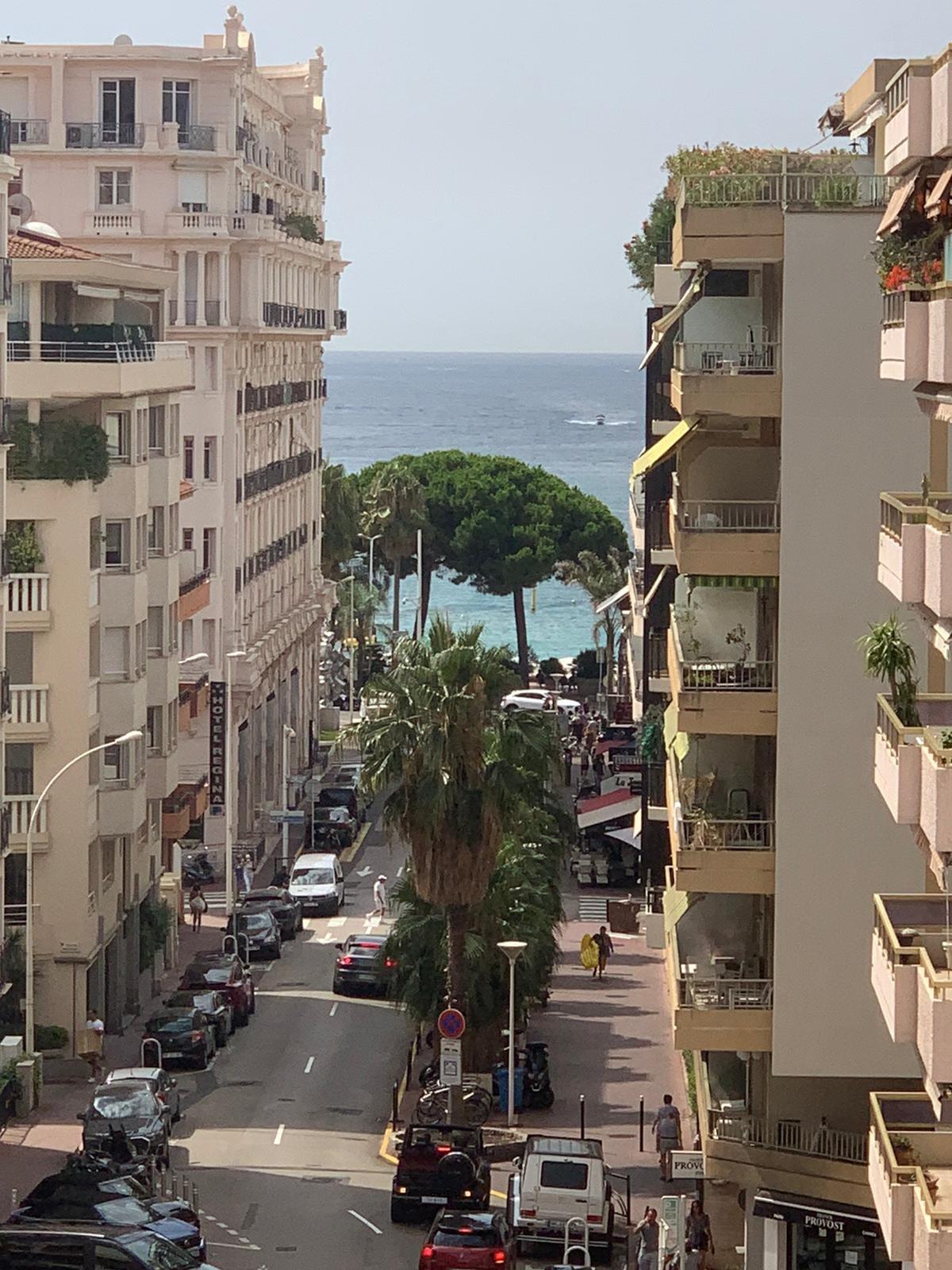 2 pièces Cannes - Banane -