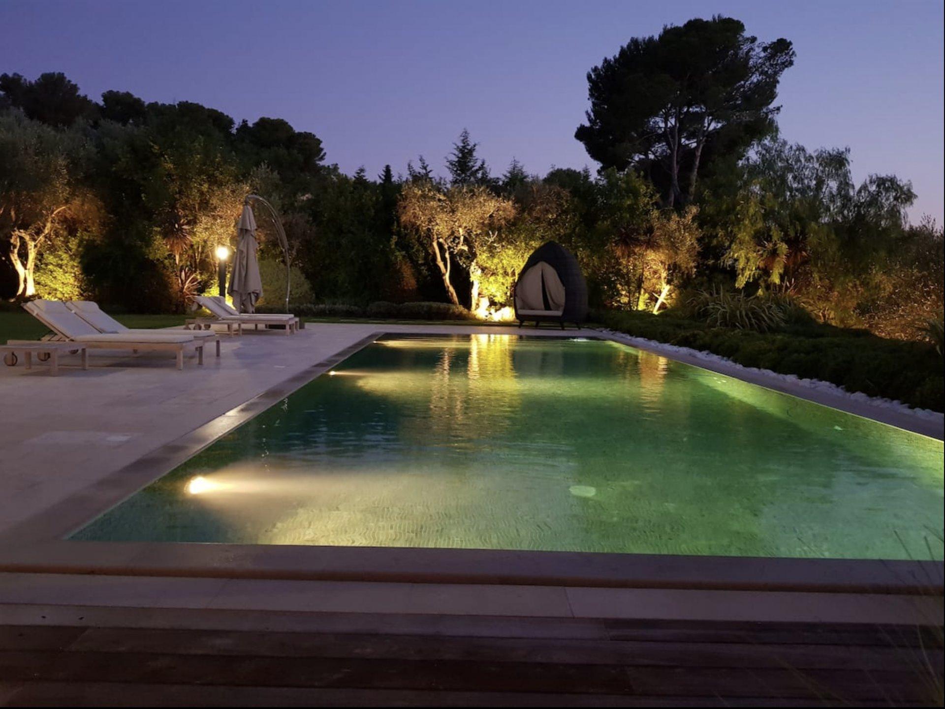 Villa en location saisonnière - Mougins