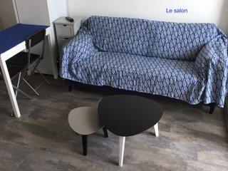 STUDIO - BALARUC LES BAINS - 21 m2
