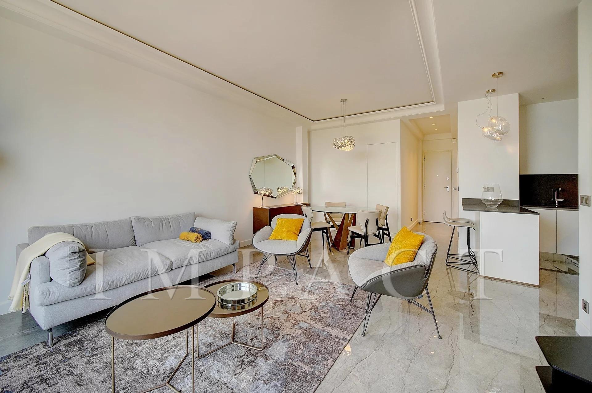 Appartement Croisette Vue panoramique Mer à vendre