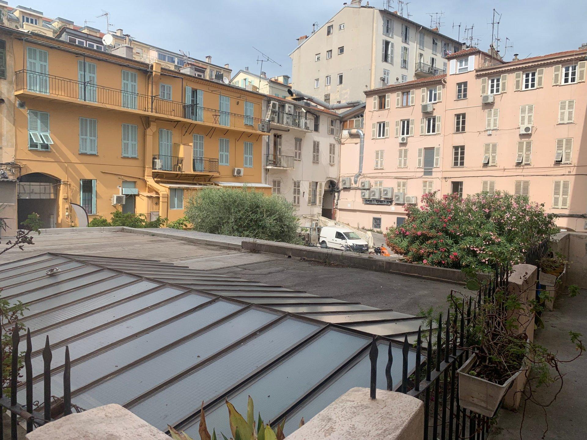 Cœur Pietonne / rue masséna