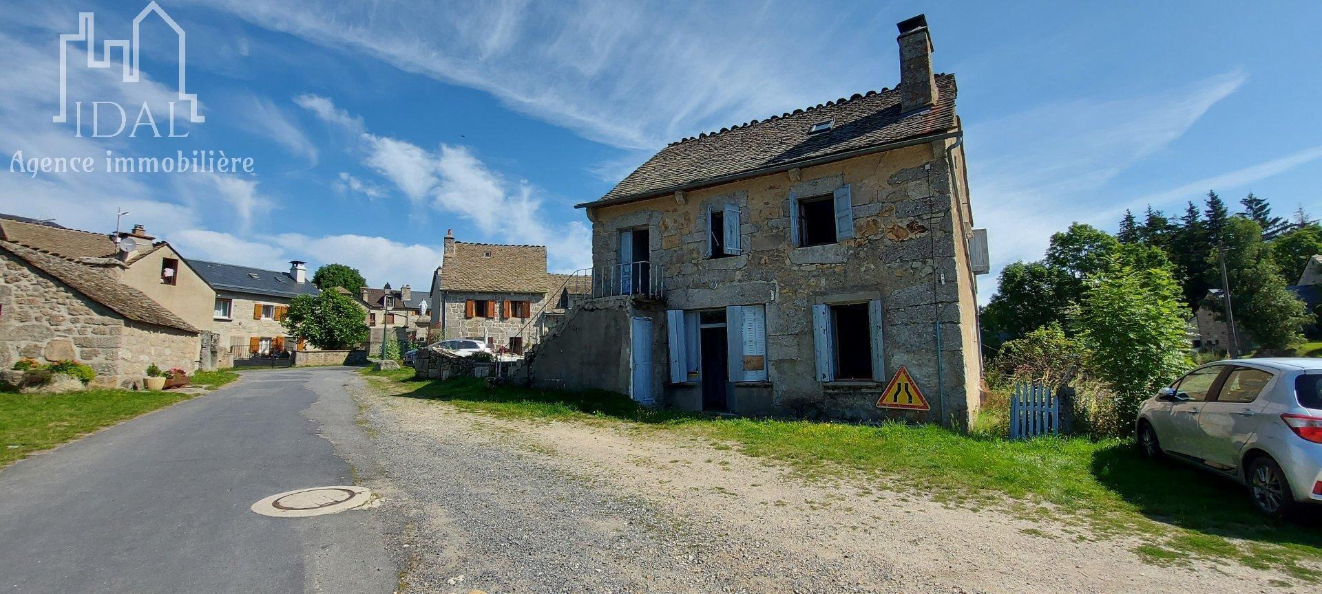 Maison à rénover 85 m²