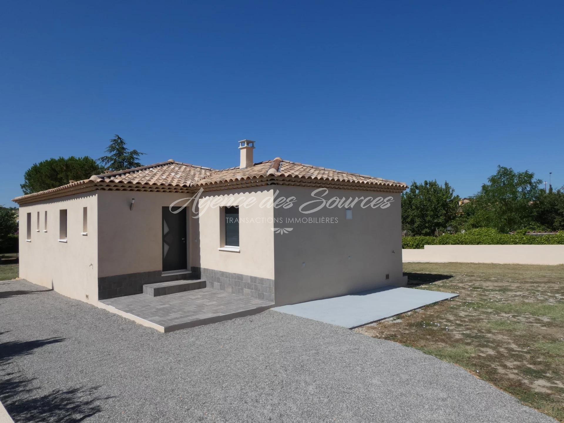EXCLU : Villa T5 neuve à Tavernes