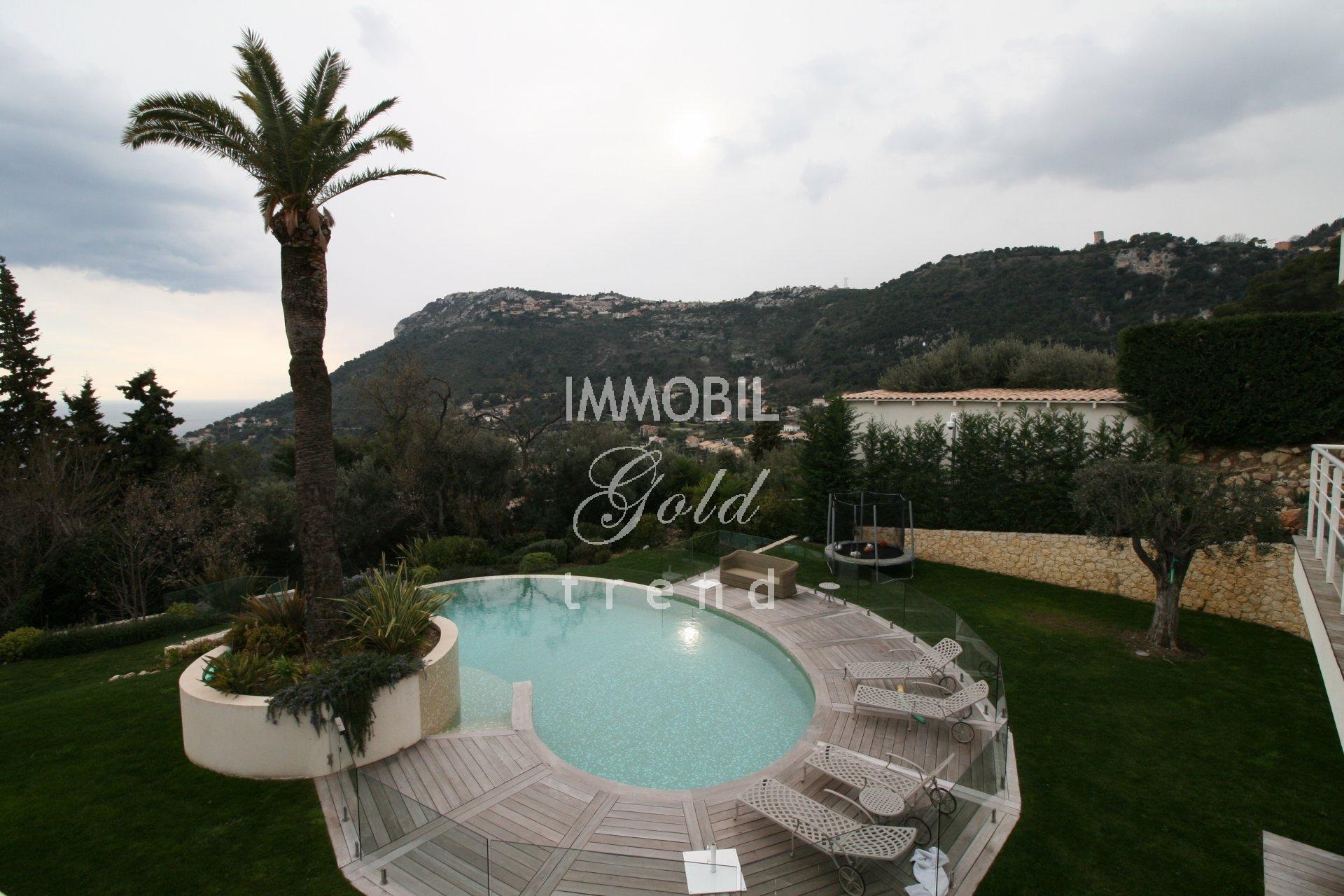 Immobilier La Turbie | Magnifique villa à La Turbie