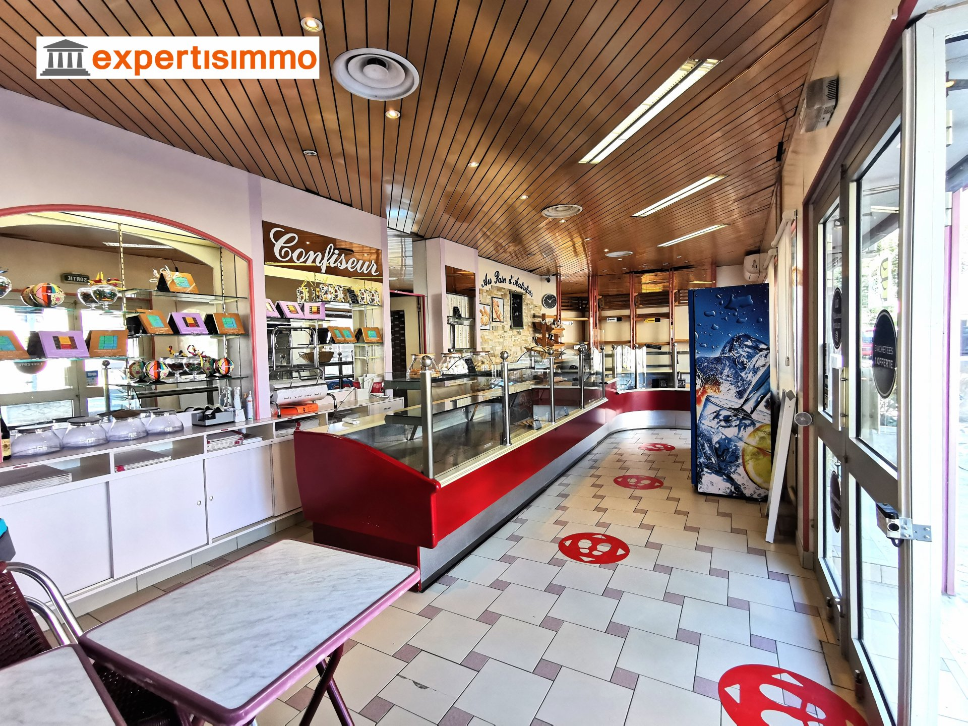 BERRE L'ETANG, fonds de commerce, Boulangerie